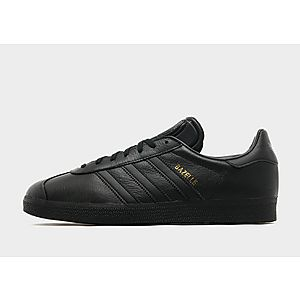 black adidas gazelle junior