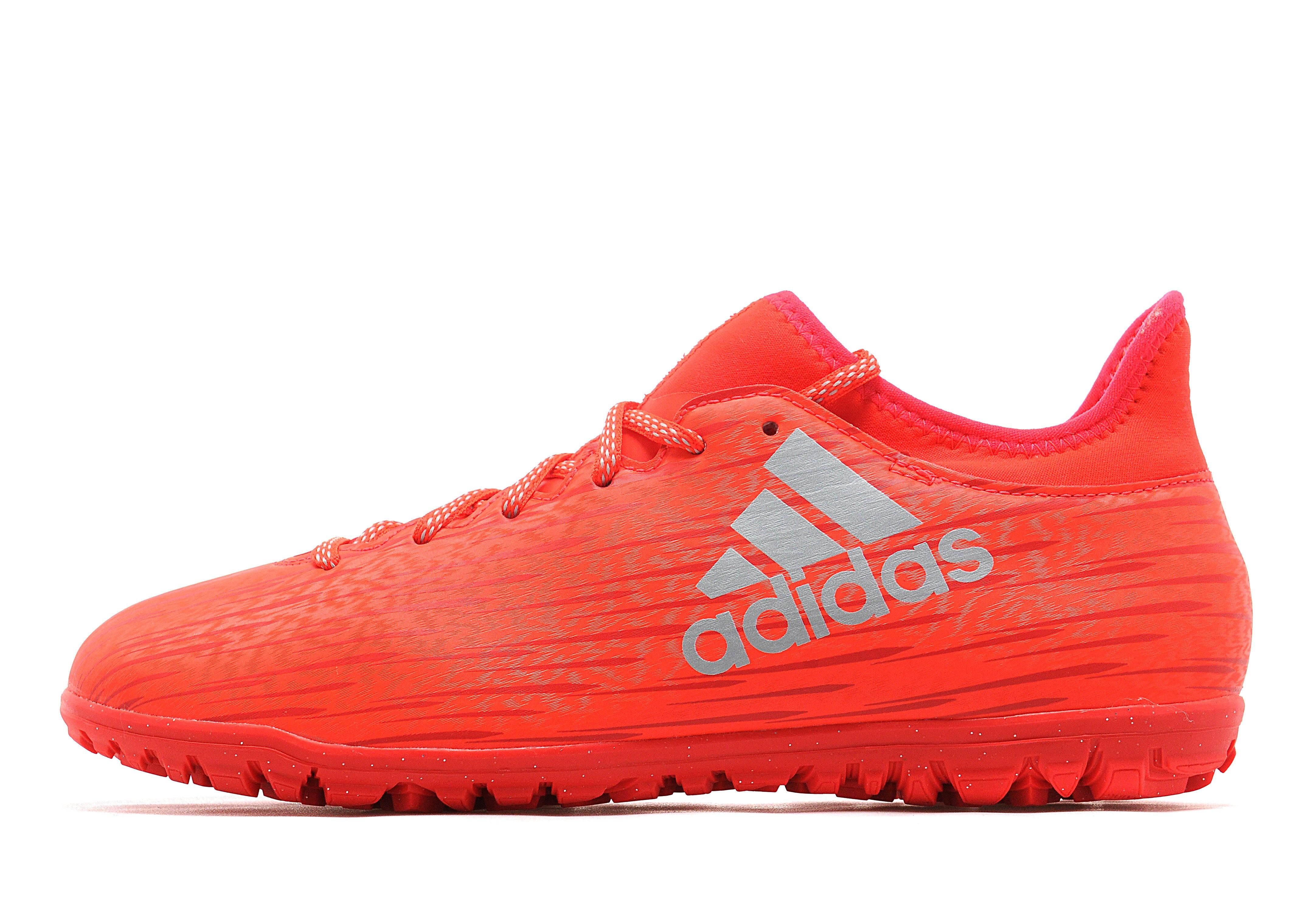 adidas X 16.3 Turf - Solar Red - Mens - Sports King Store af4b38388a20