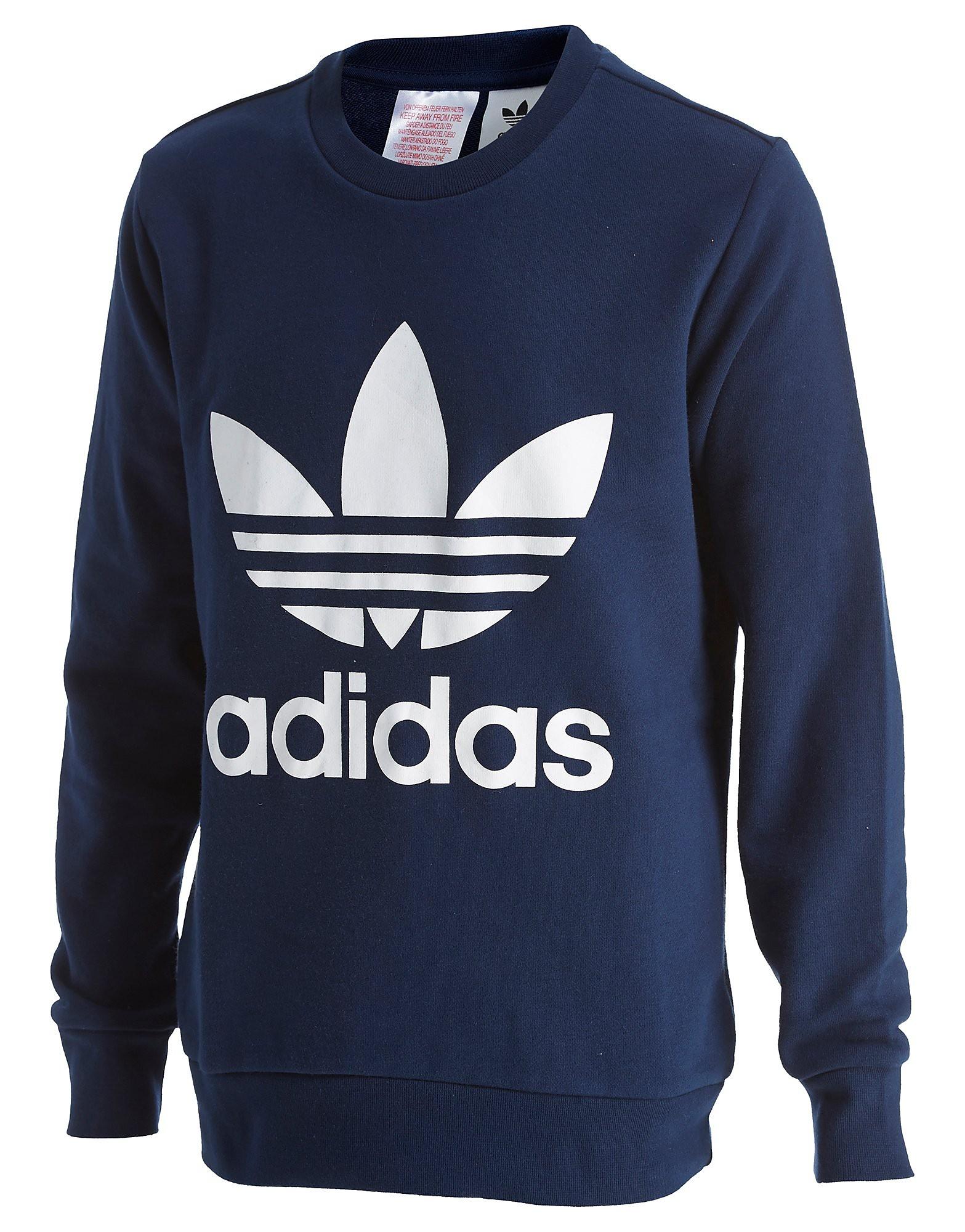 adidas Originals Adicolor Crew Sweatshirt Junior