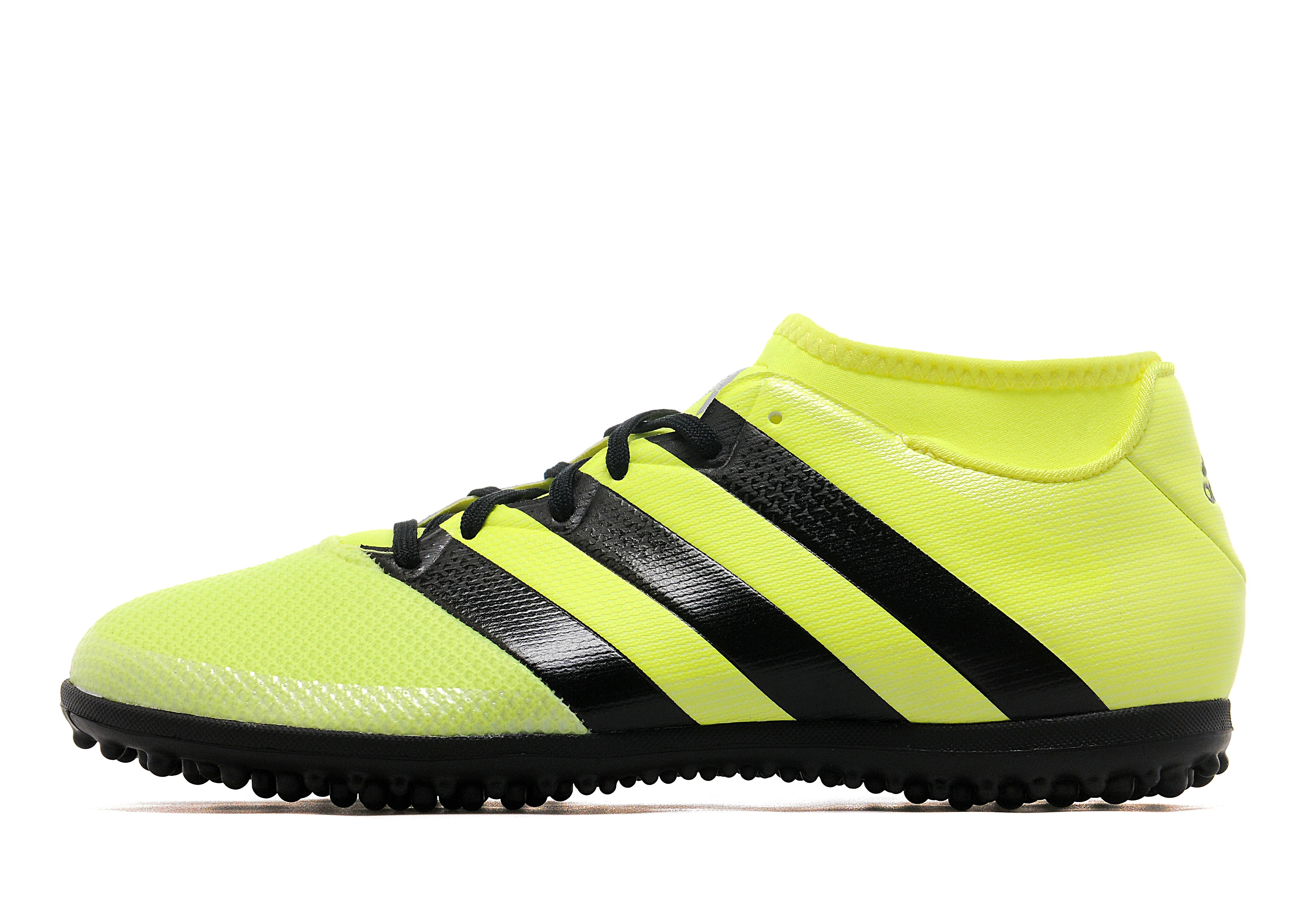 info for ba9c7 29617 adidas Ace 16.3 Primemesh Turf - Yellow - Mens