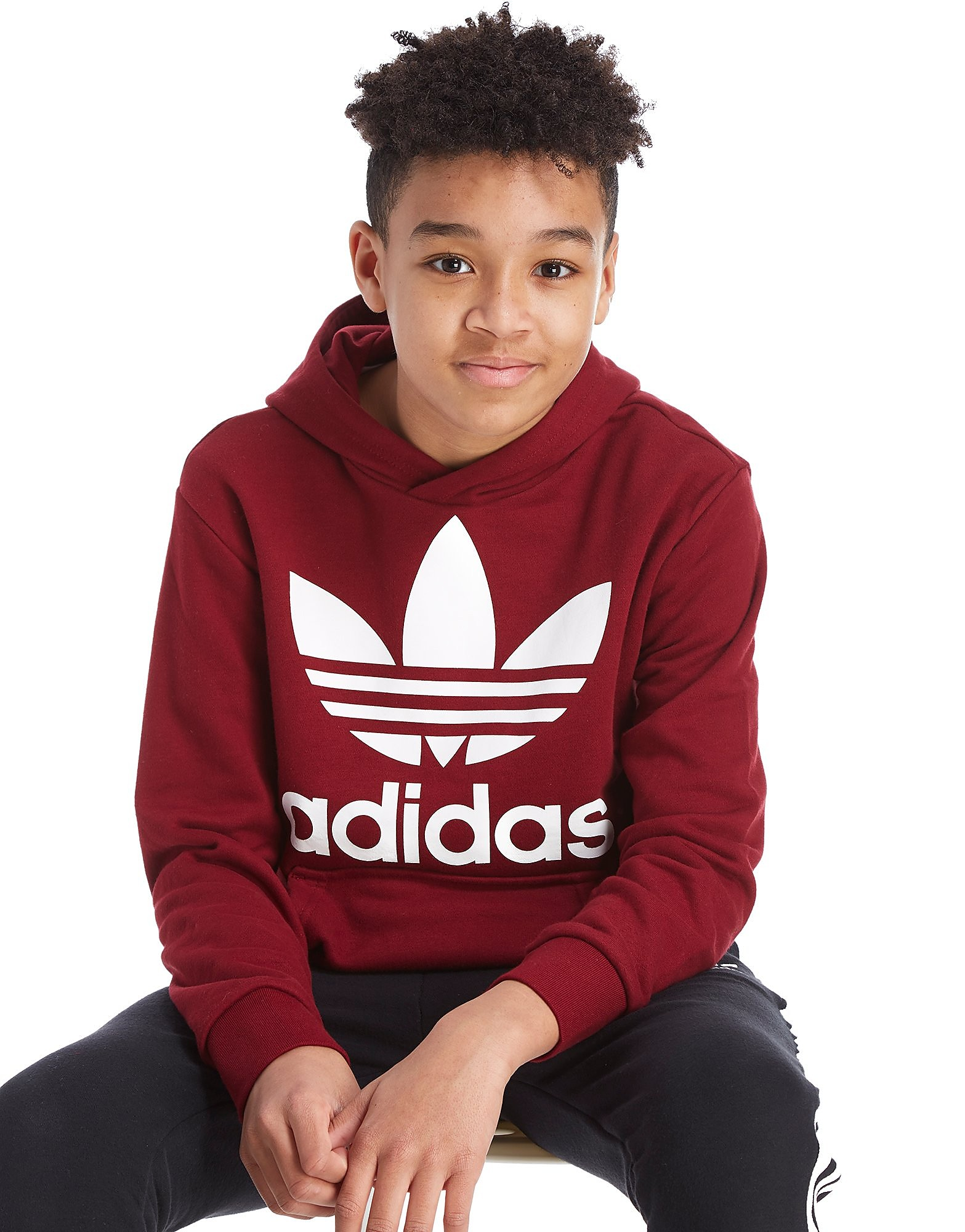adidas Originals Adicolor Overhead Hoodie Junior