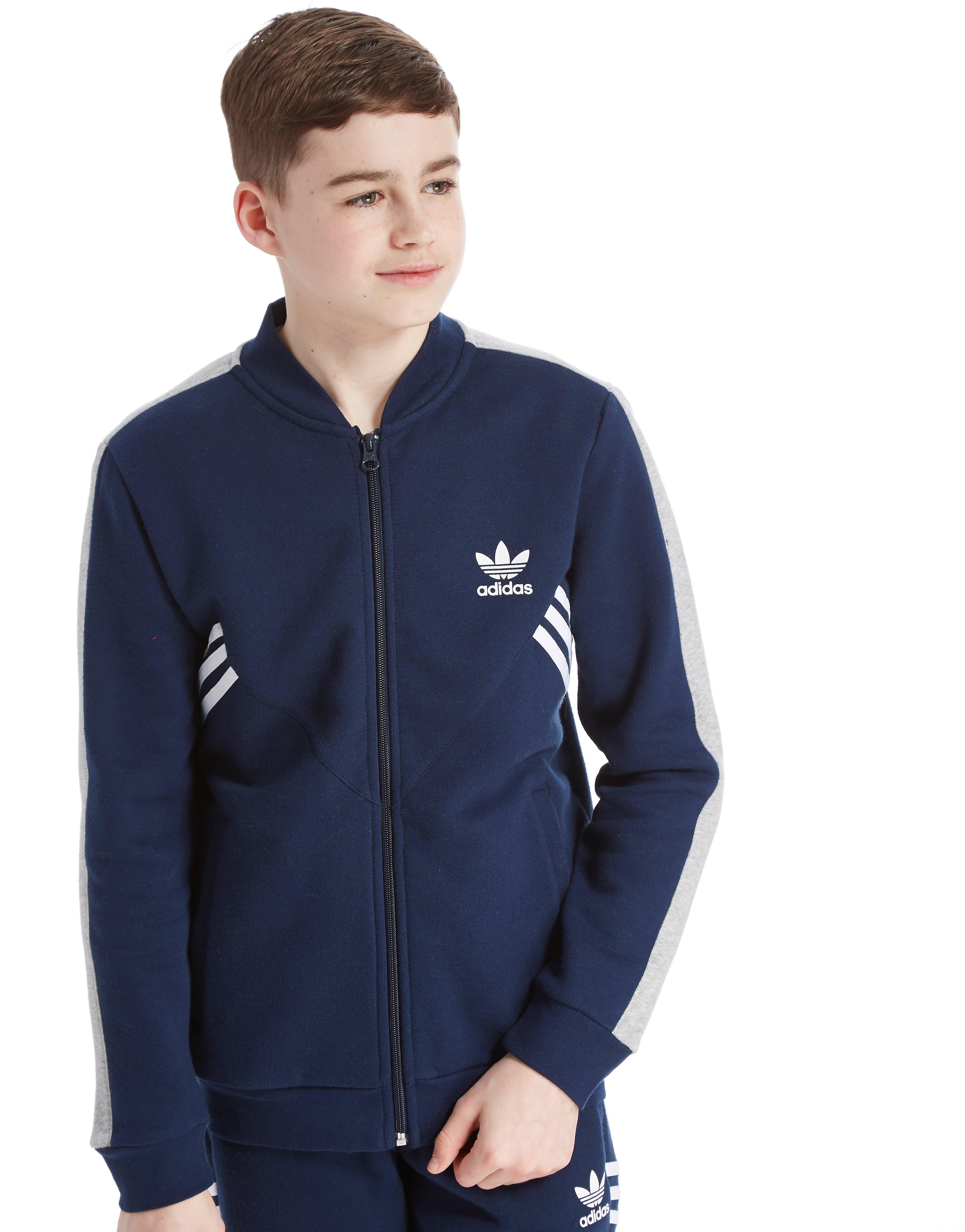 adidas Originals MOA Fleece Track Top Junior