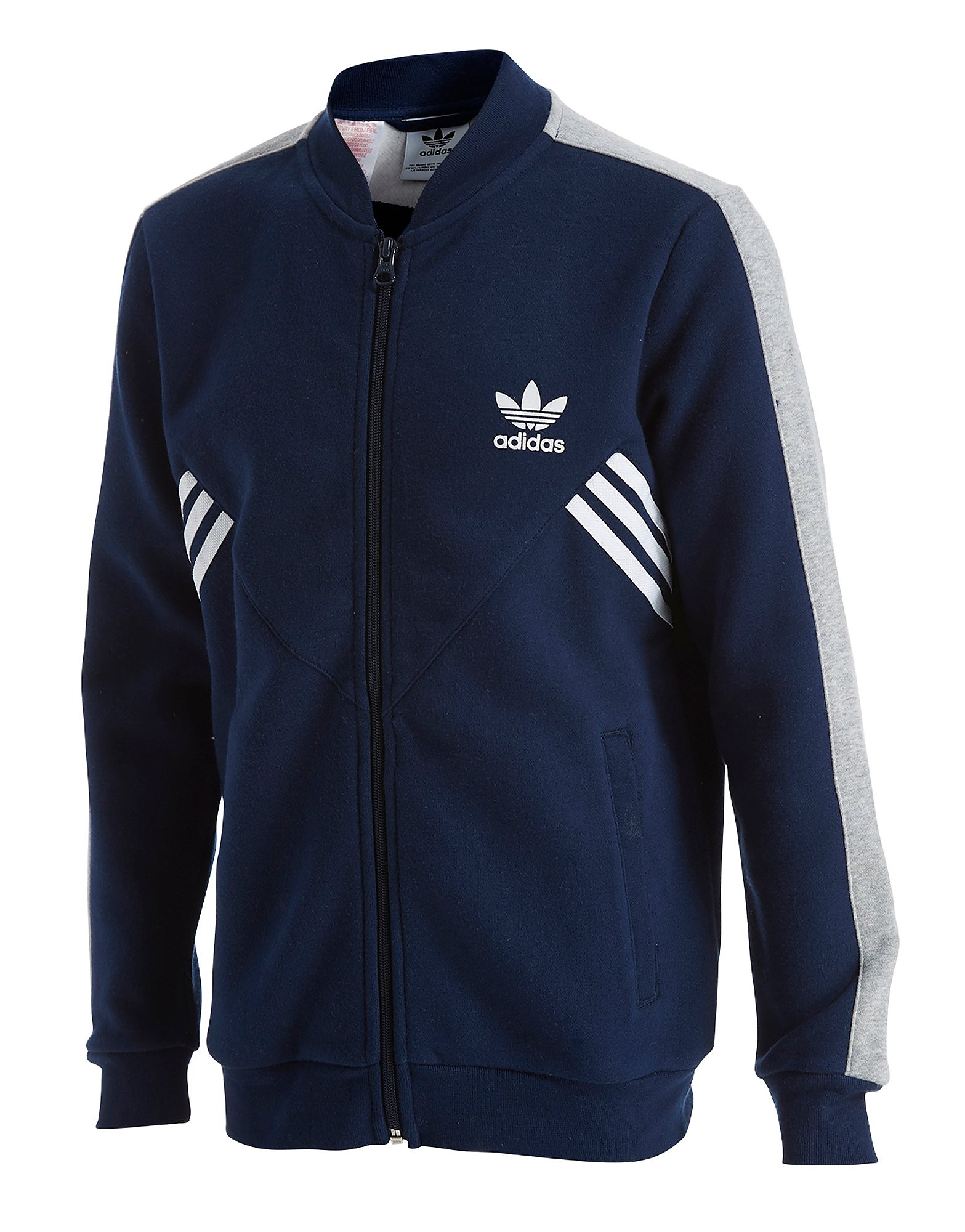 adidas Originals MOA Fleece Track Top Junior