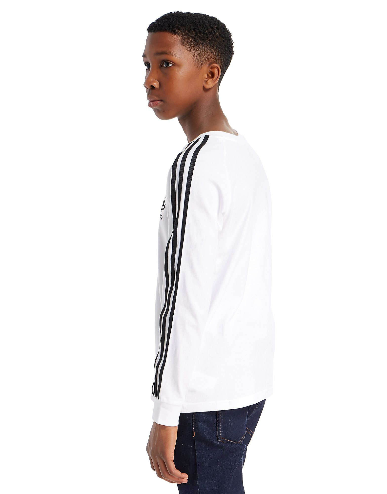 adidas Originals California Long Sleeve T-Shirt Junior