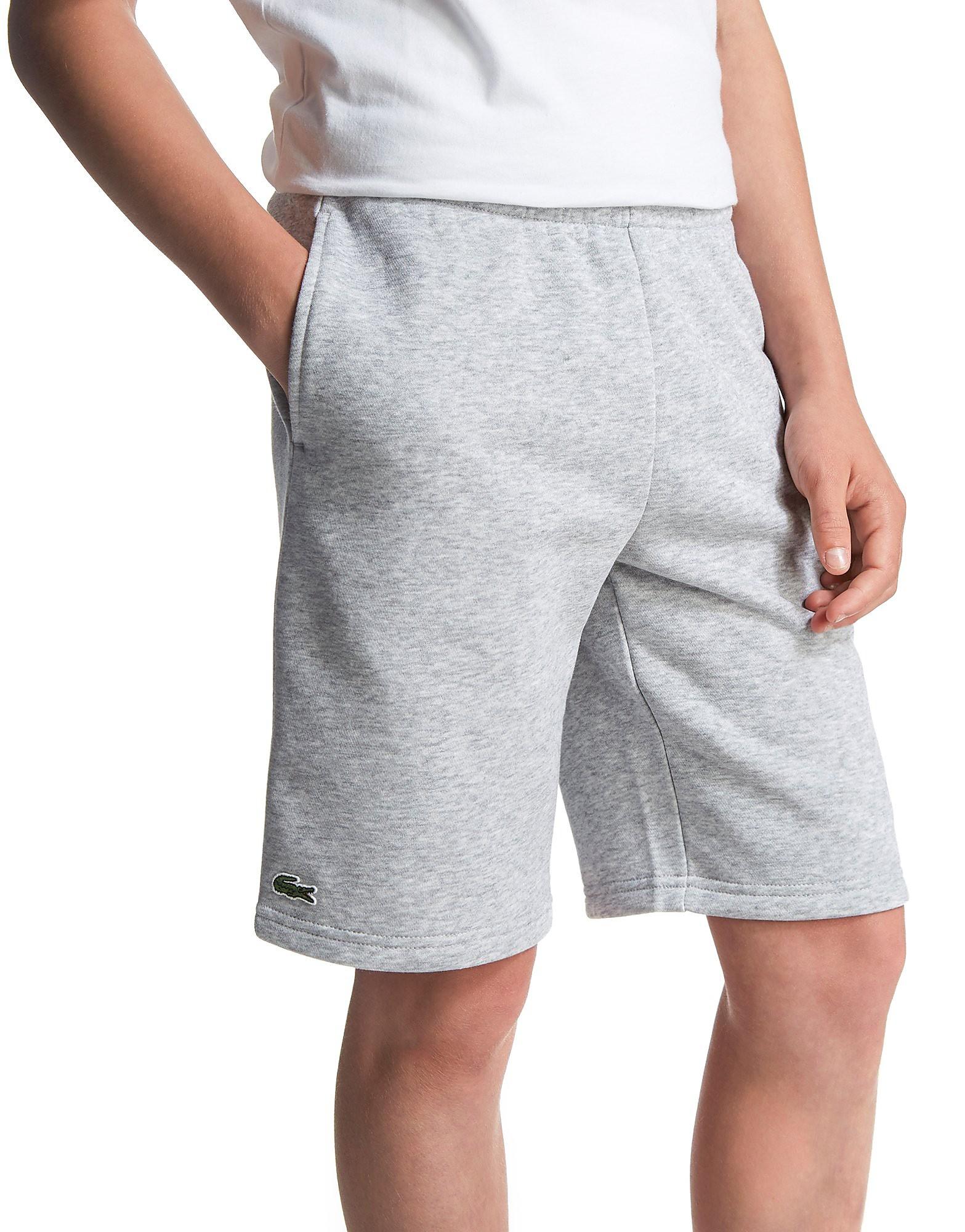 Lacoste Fleece Shorts Junior - Chine - Kind