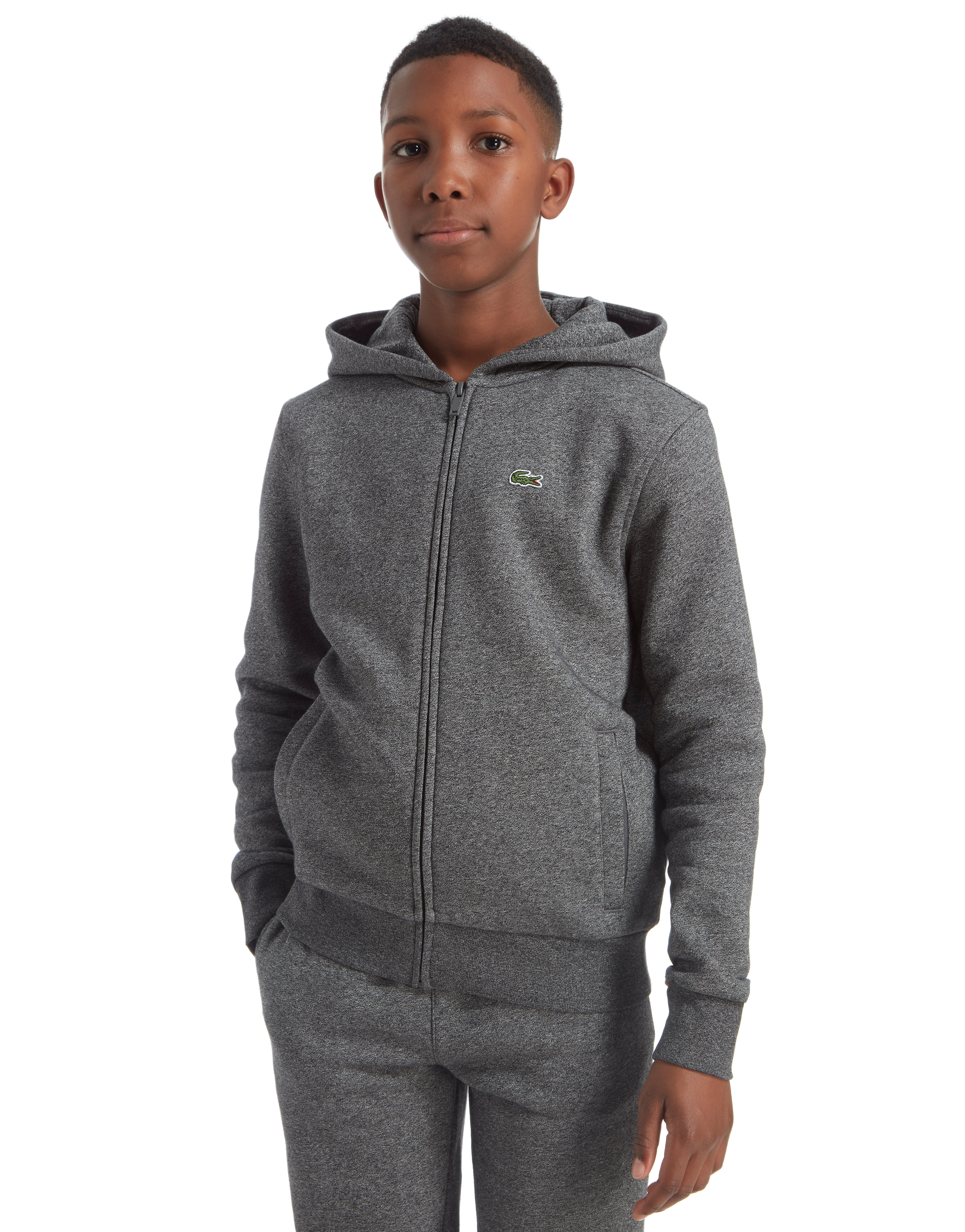 Lacoste Full Zip Hoody Junior