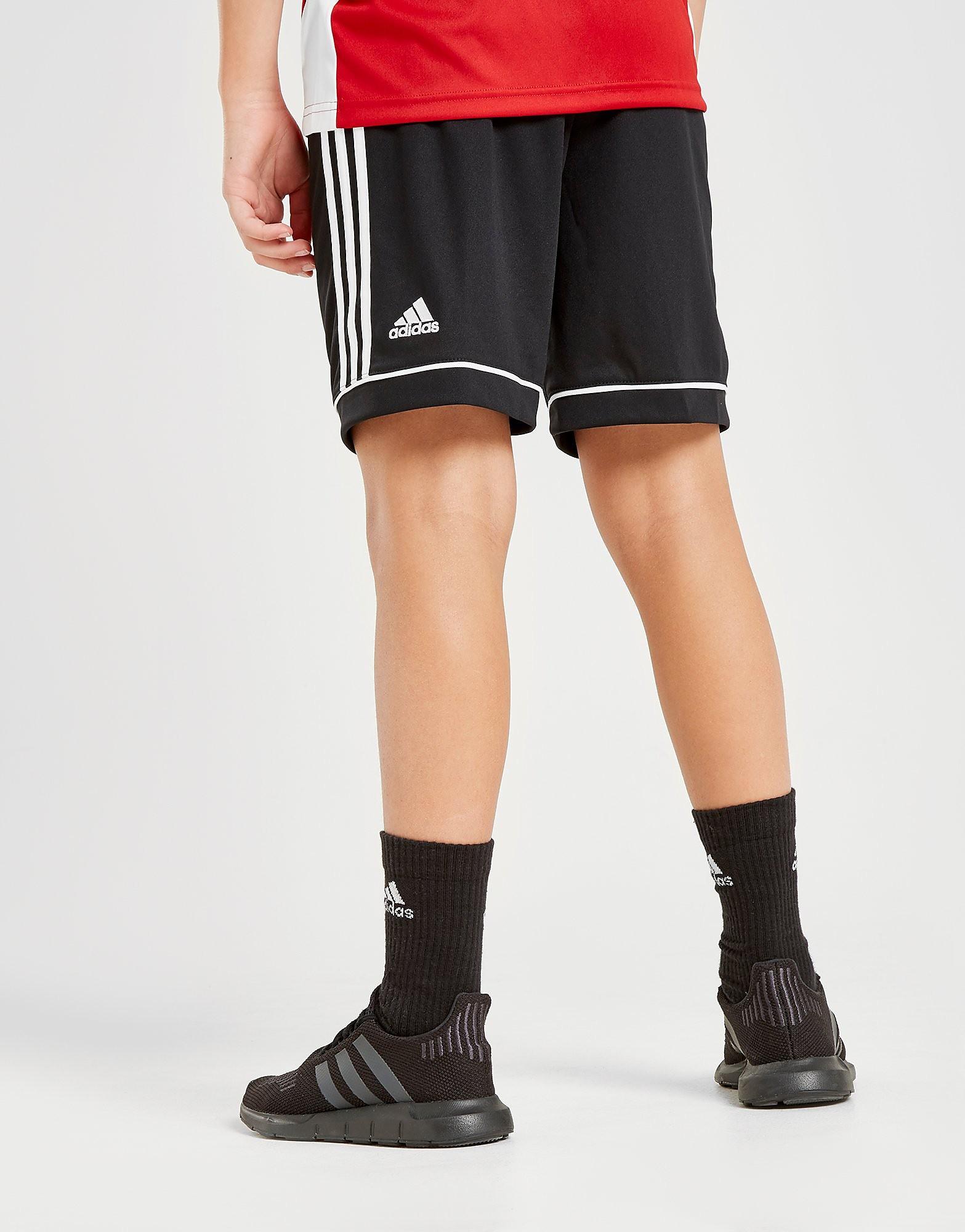adidas Squadra 17 Shorts Junior - Zwart - Kind