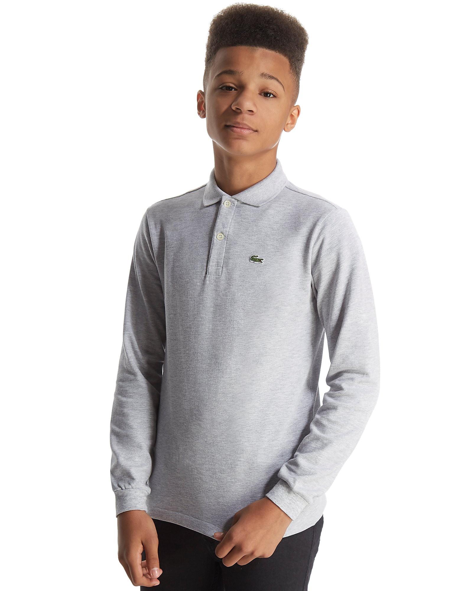 Lacoste Longsleeve Polo Shirt Junior