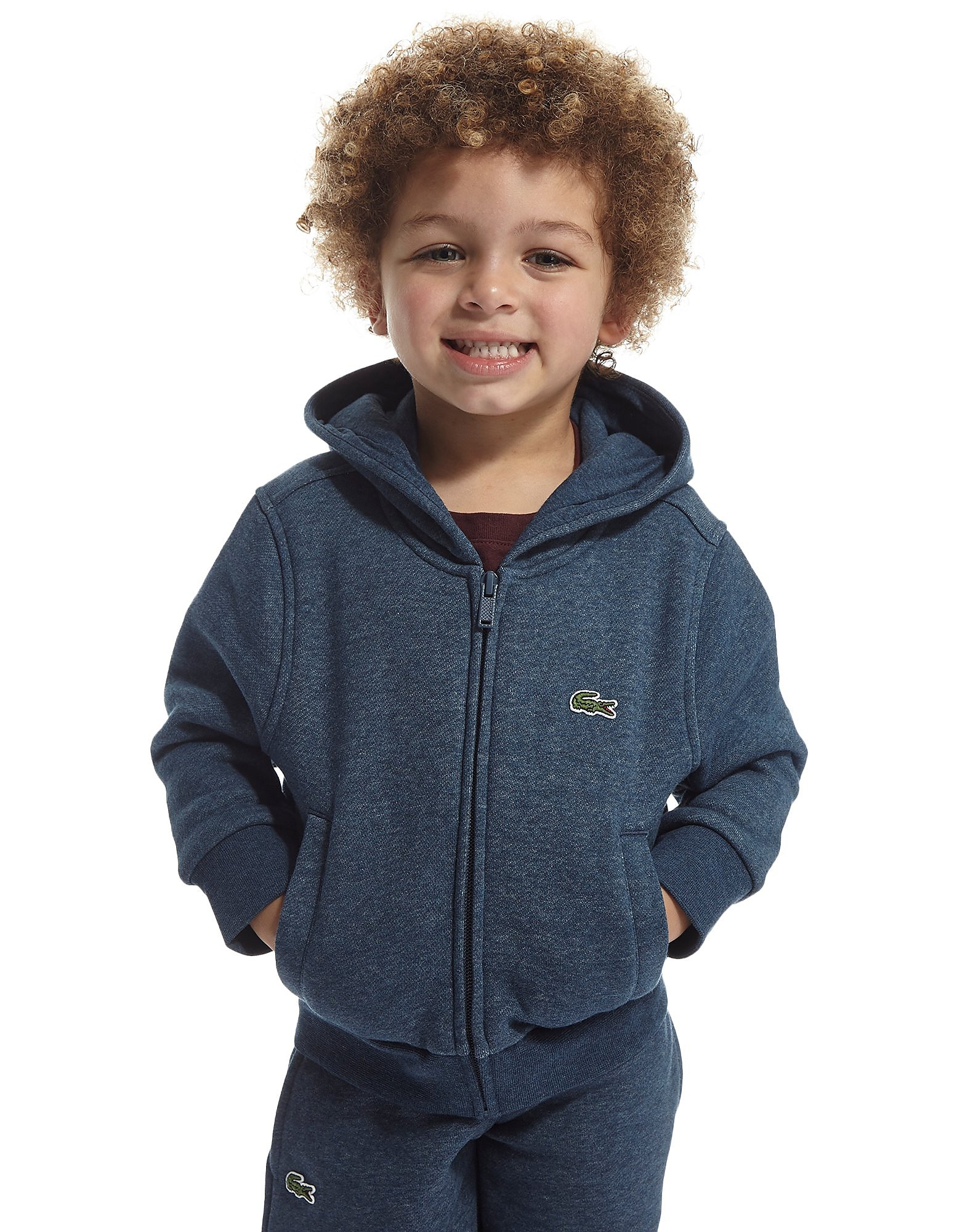 Lacoste Full Zip Hoody Children