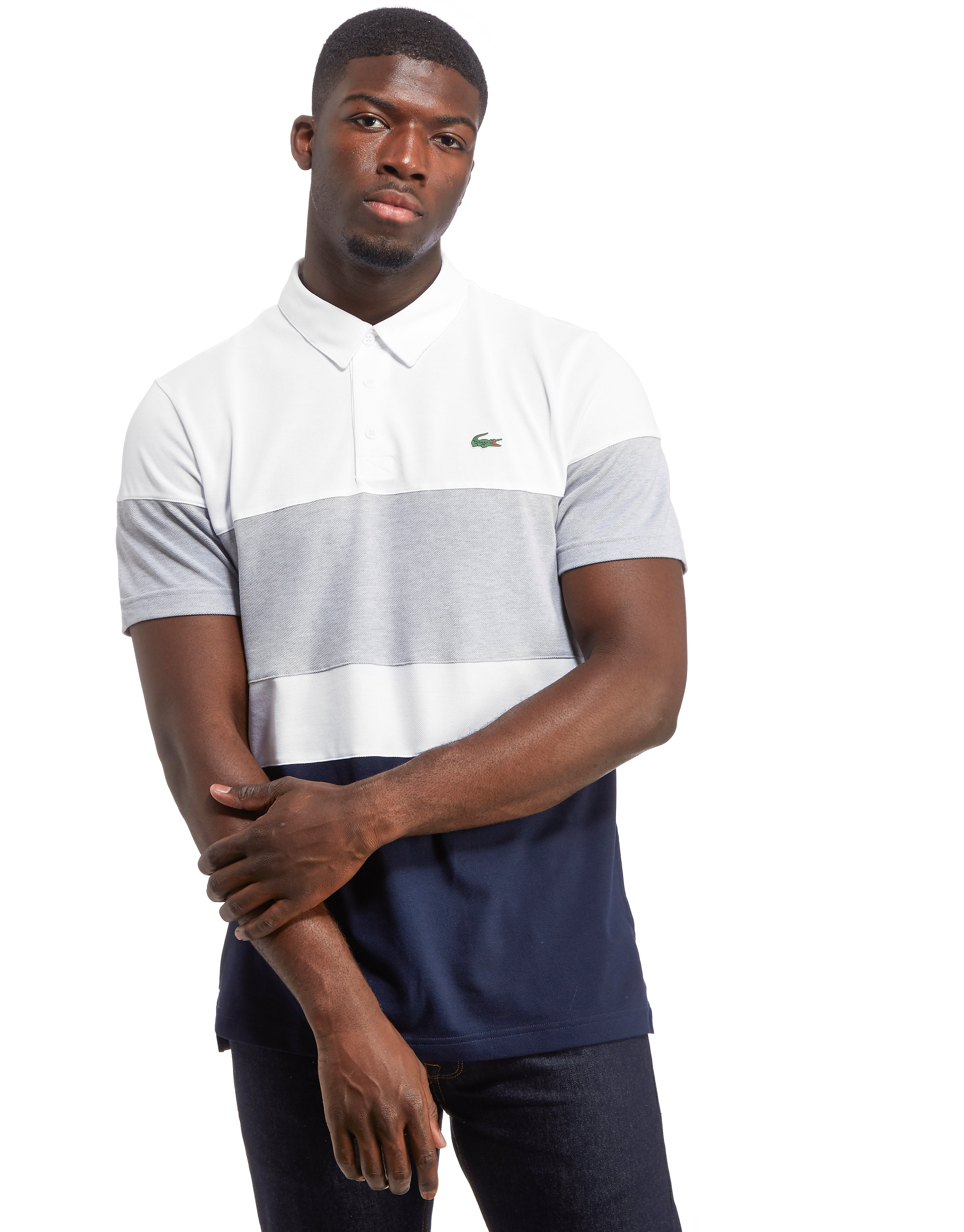 Lacoste Block Polo Shirt