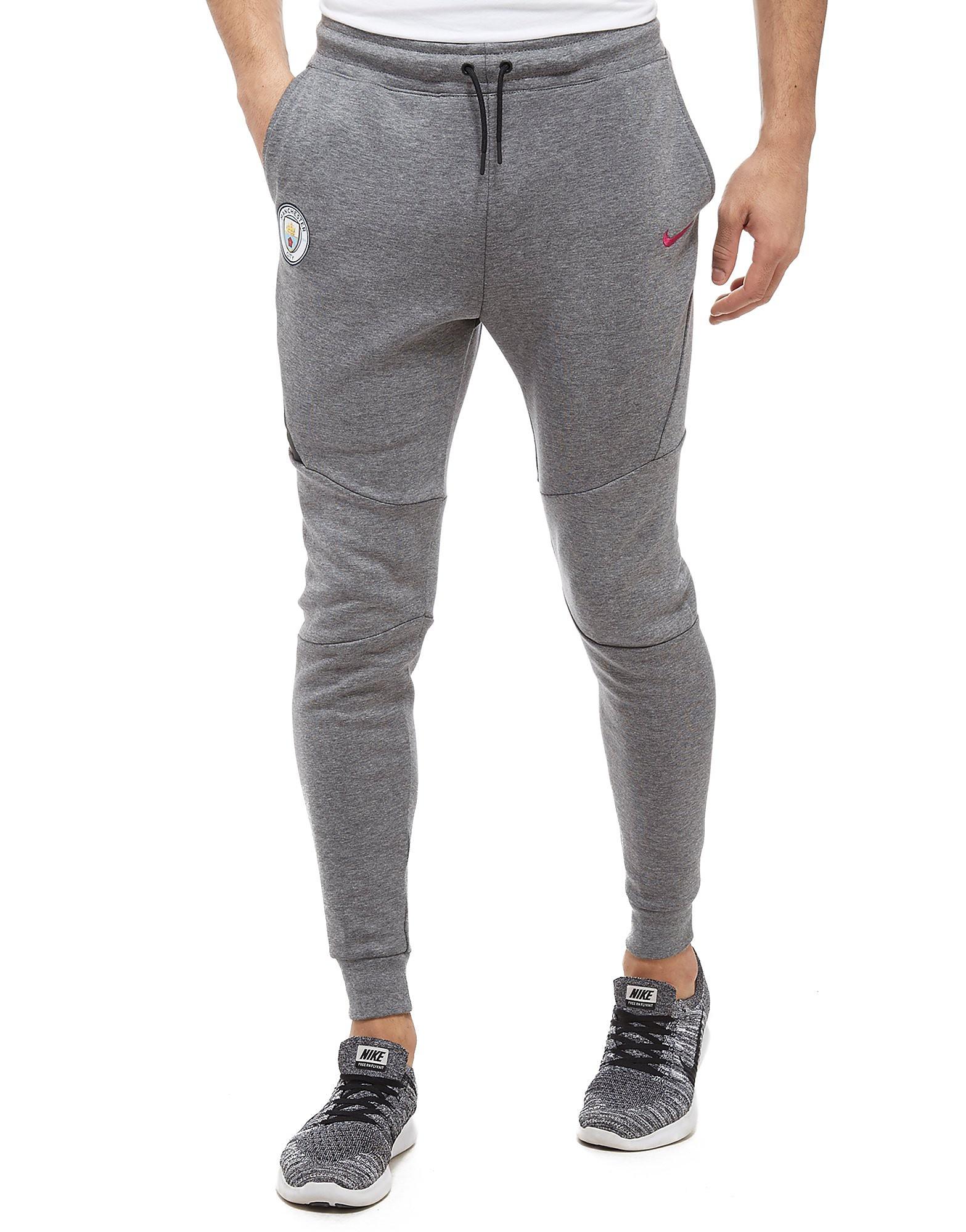Nike Pantalon de survêtement Manchester City FC Homme - gris, gris