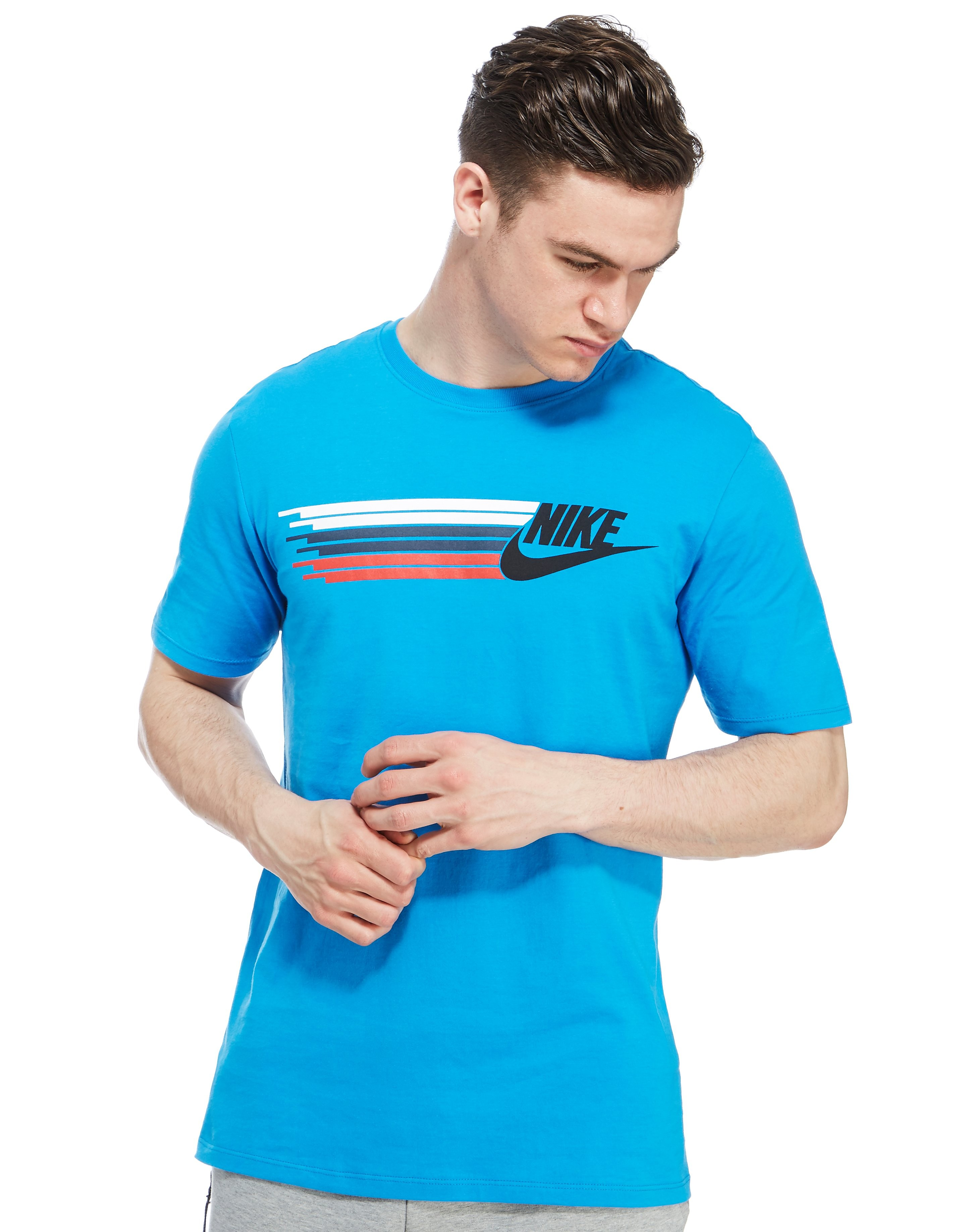 Nike Stripe T-Shirt