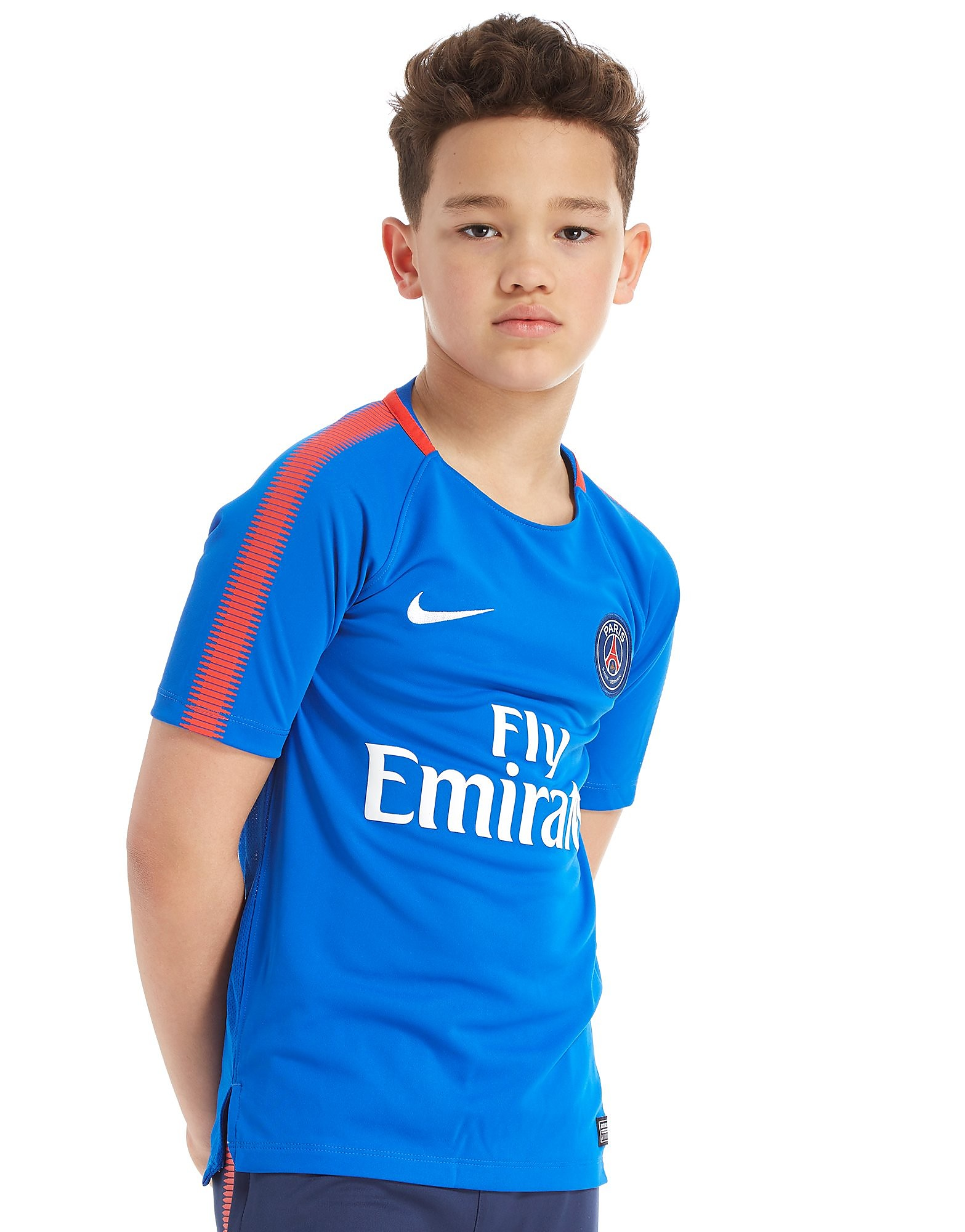Nike camiseta de entrenamiento Paris Saint Germain Squad júnior