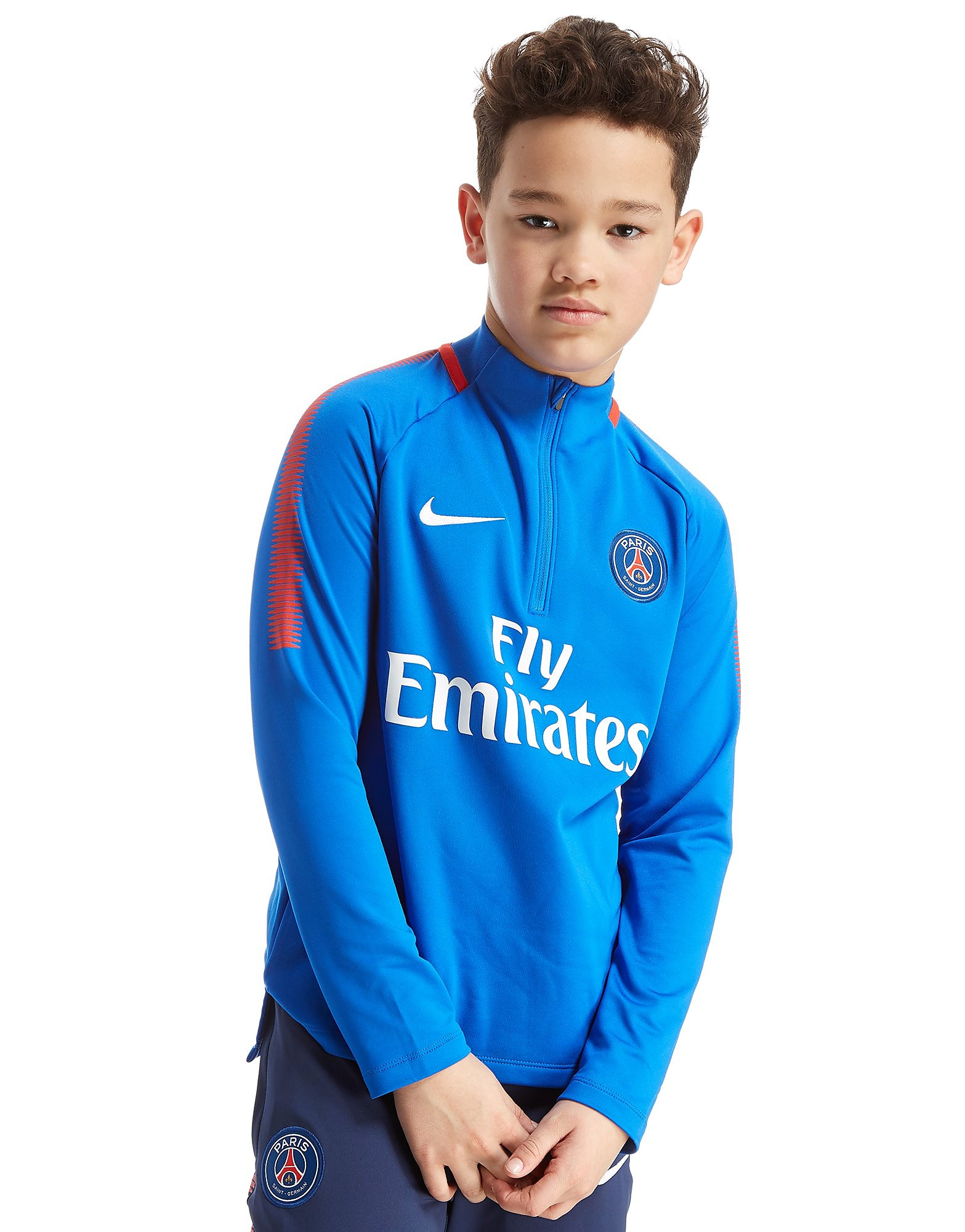 Nike Paris Saint Germain Squad Drill Top Junior