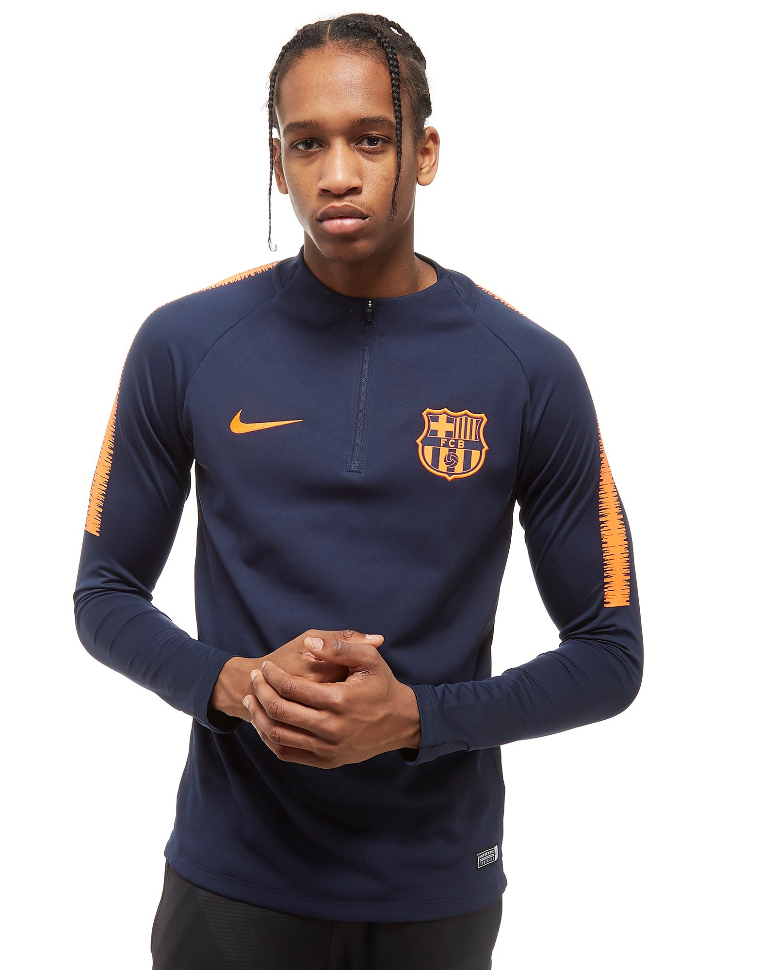 Nike Maillot FC Barcelona Squad Drill Homme