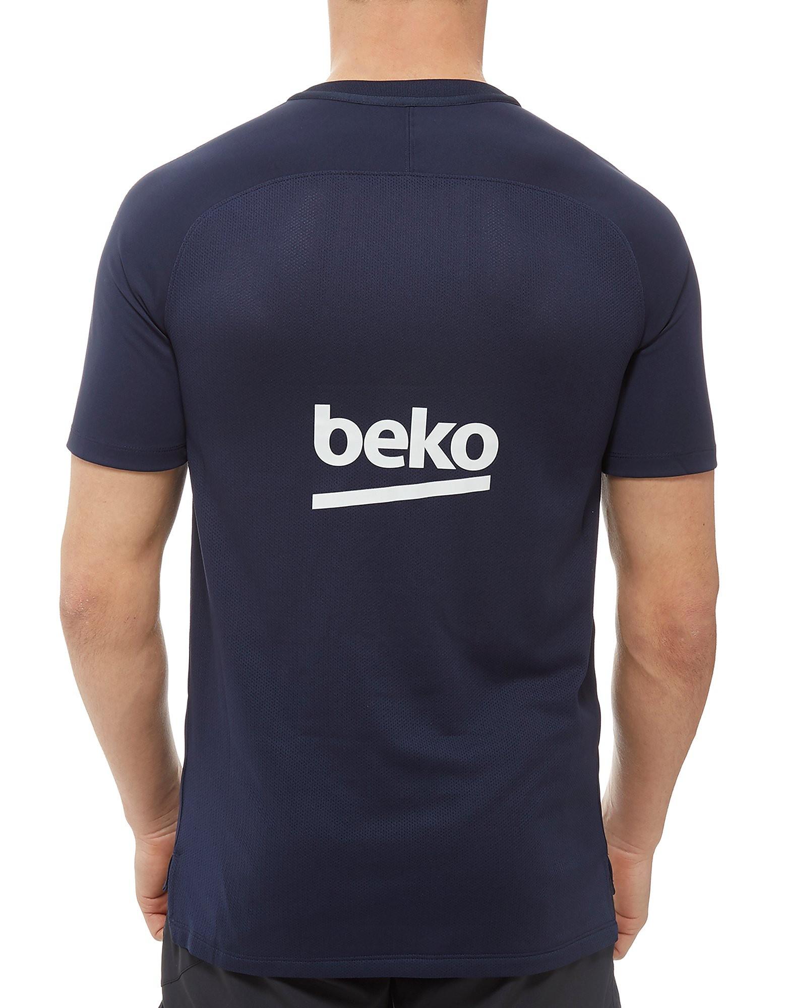 Nike camiseta de entrenamiento FC Barcelona Squad
