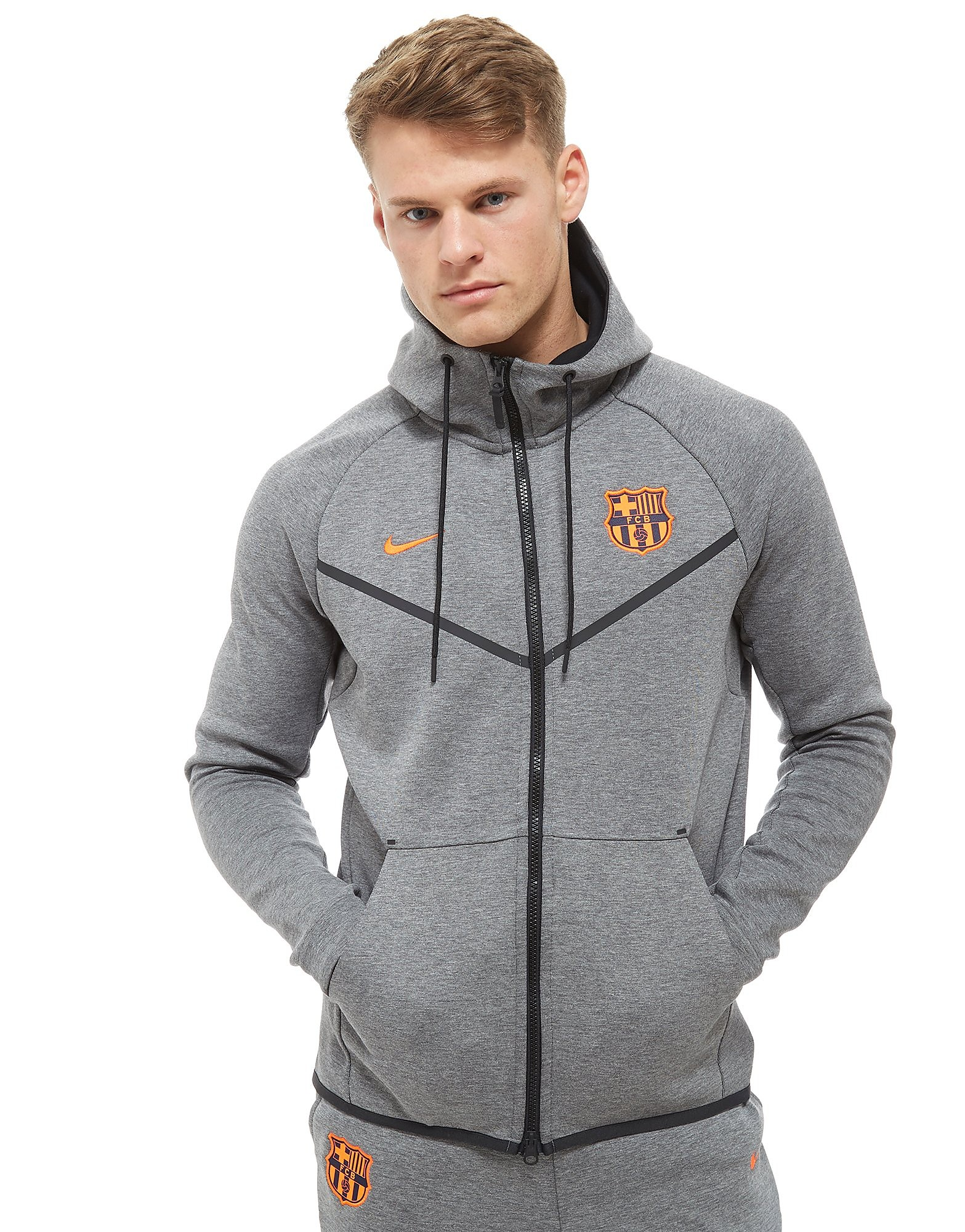 Nike sudadera FC Barcelona Tech