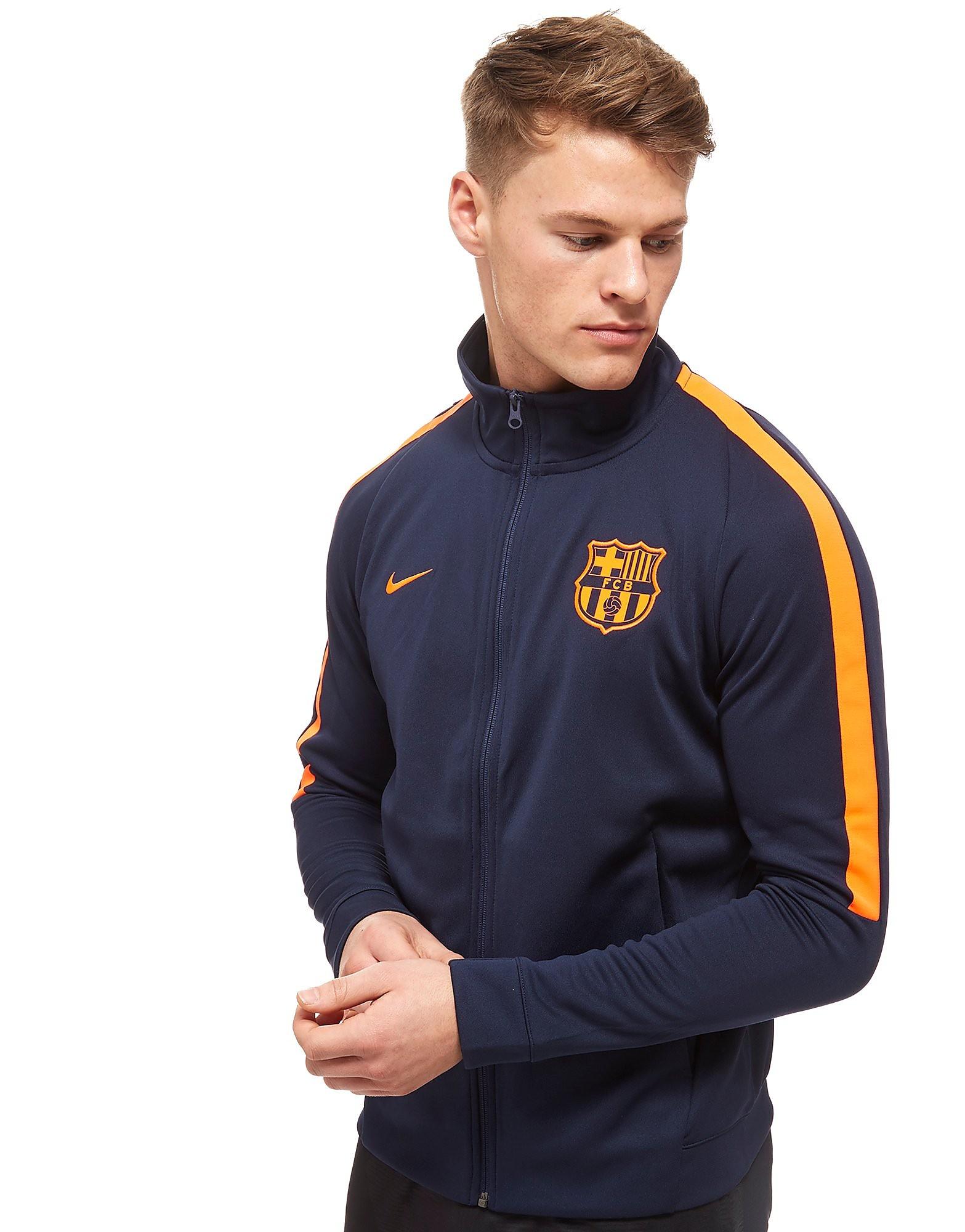 Nike chaqueta de chándal FC Barcelona N98