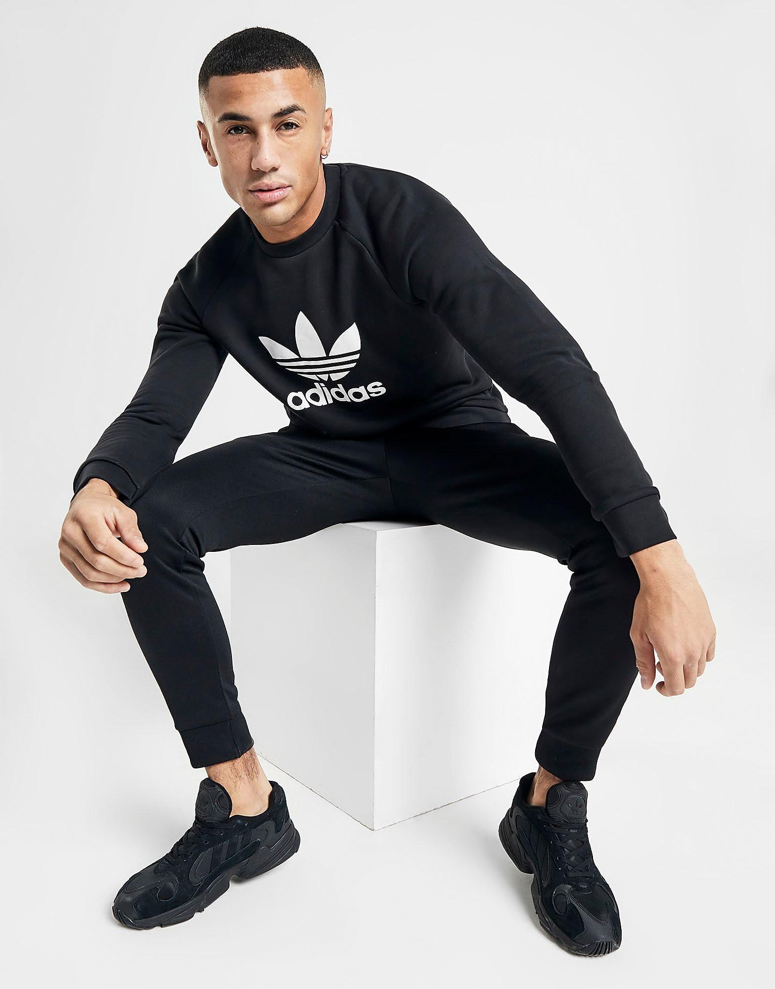 adidas Originals Trefoil Crew Sweatshirt Heren