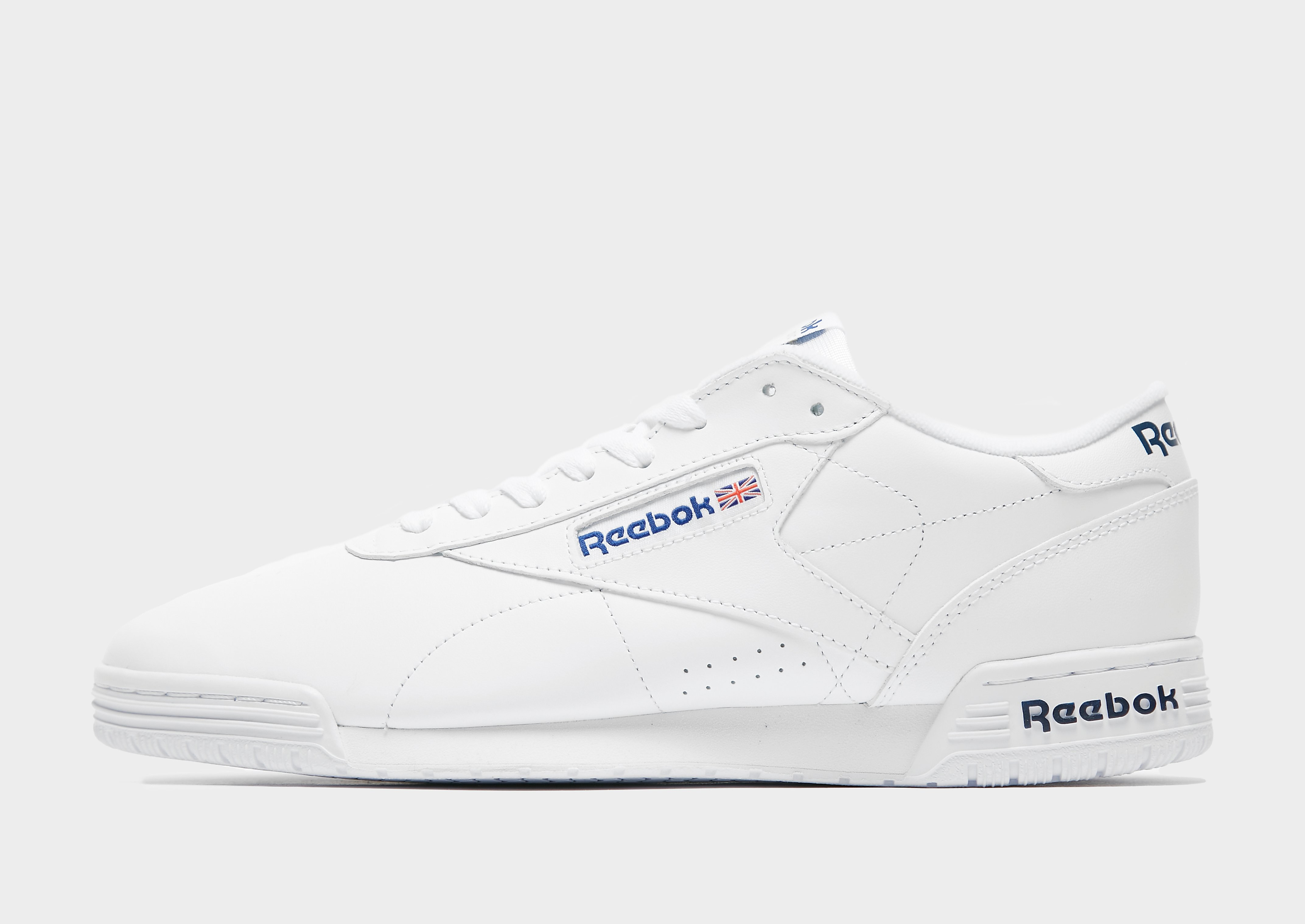 Reebok Ex-O-Fit Lo - White - Mens, White
