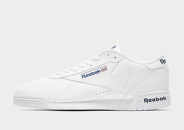 Reebok Ex-O-Fit Lo, Intense White / Royal Blue / Royal Blue