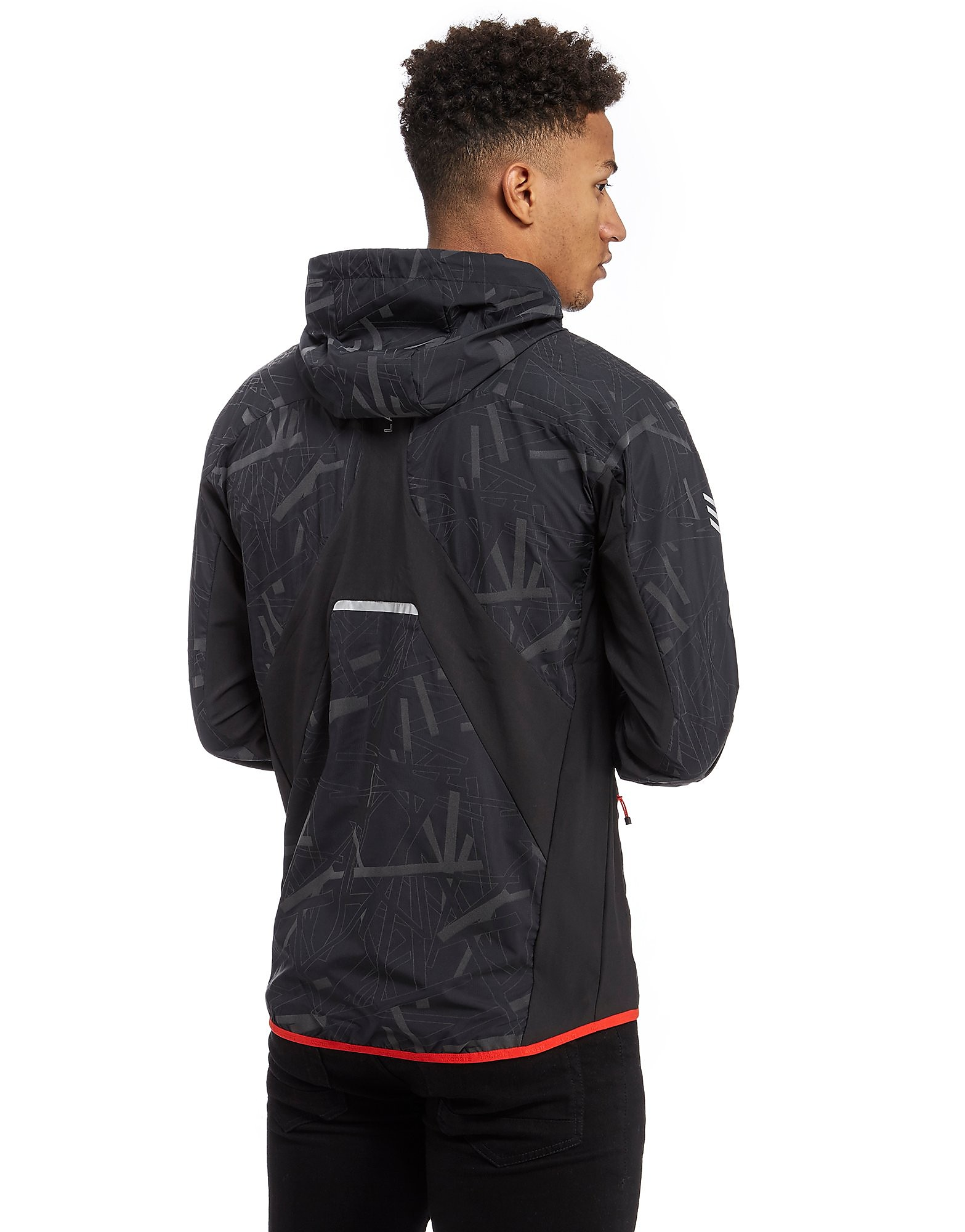 Lacoste 3M Printed Windrunner
