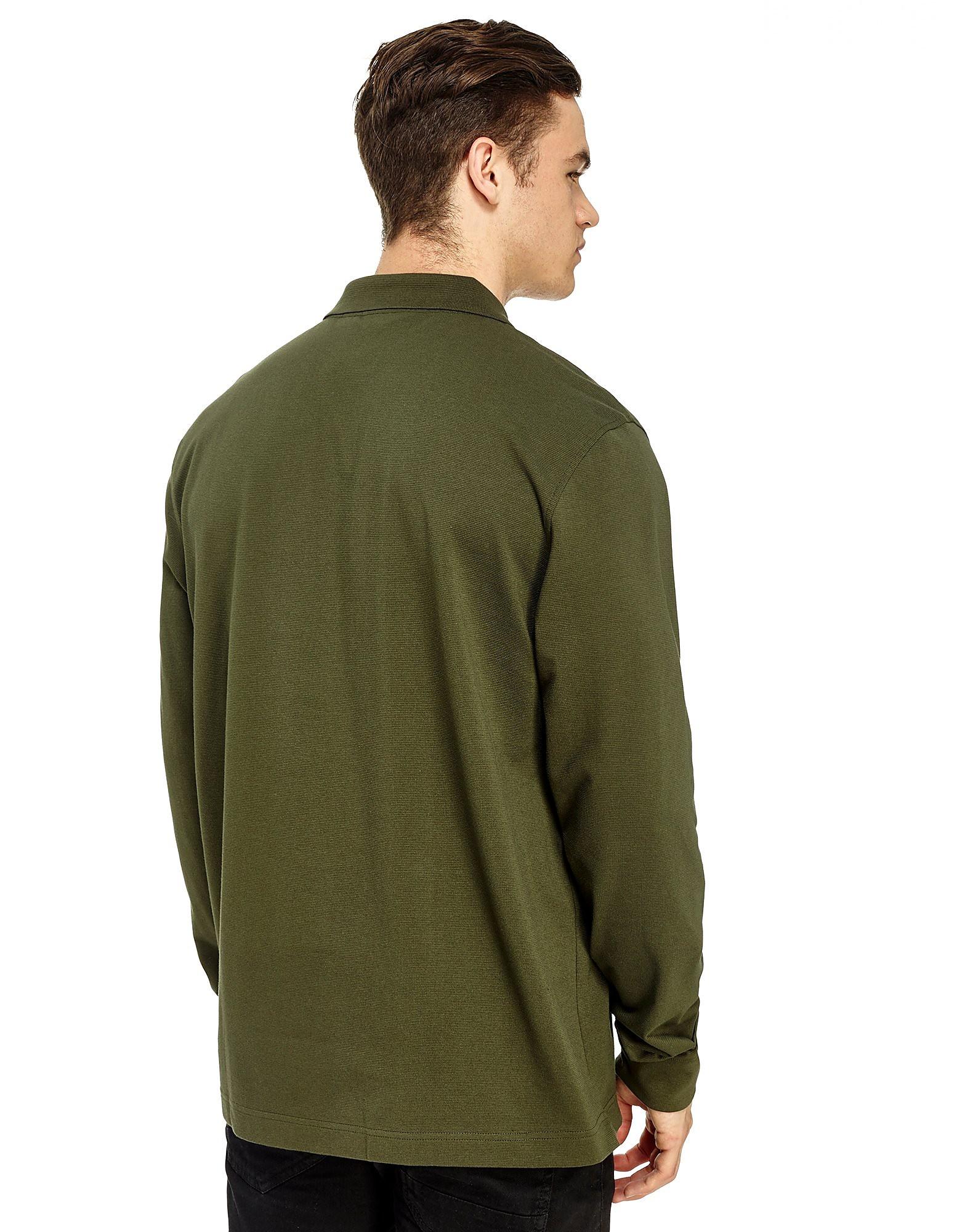 Lacoste Alligator Long Sleeve Polo Shirt
