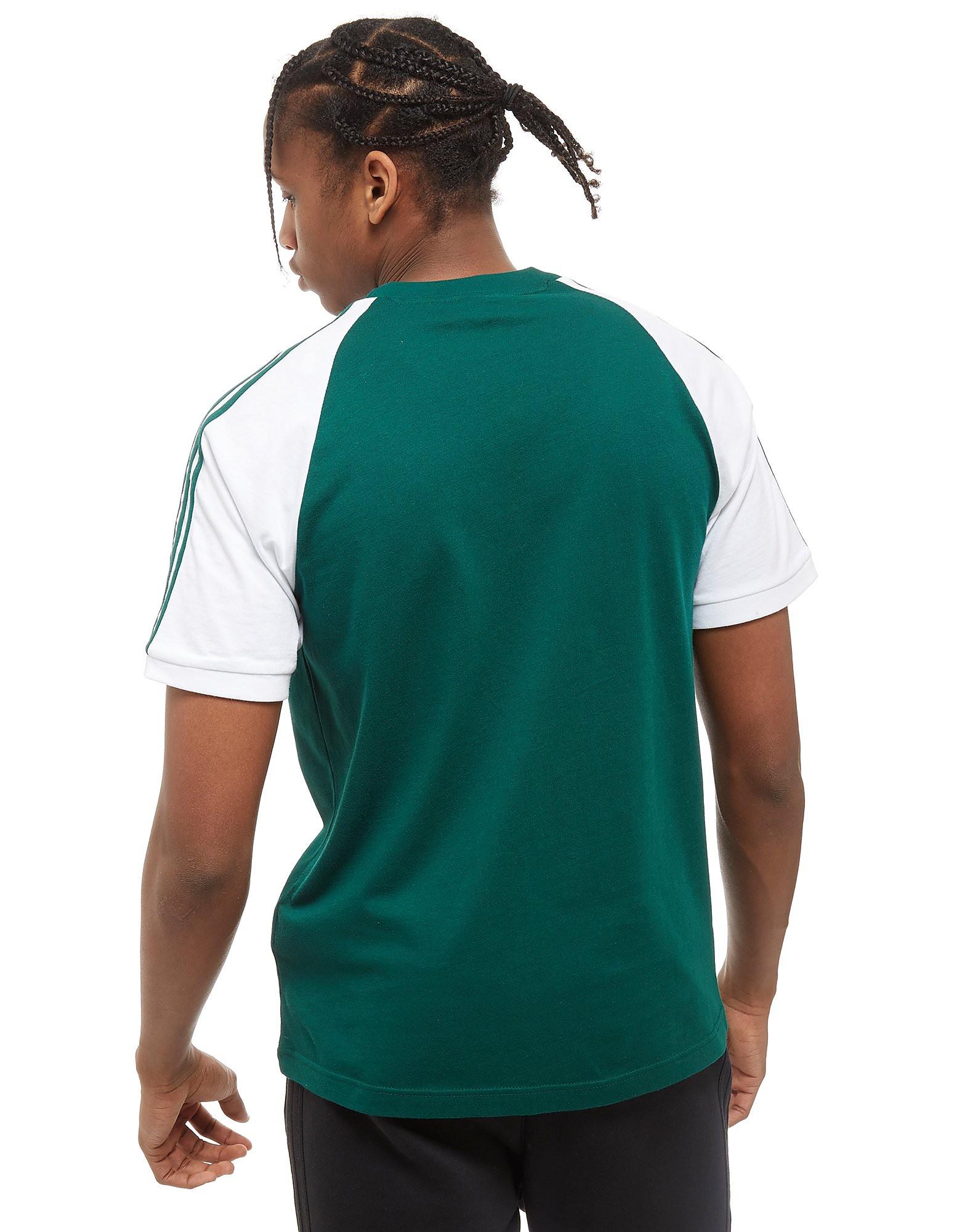 adidas Originals California Raglan Sleeve T-Shirt