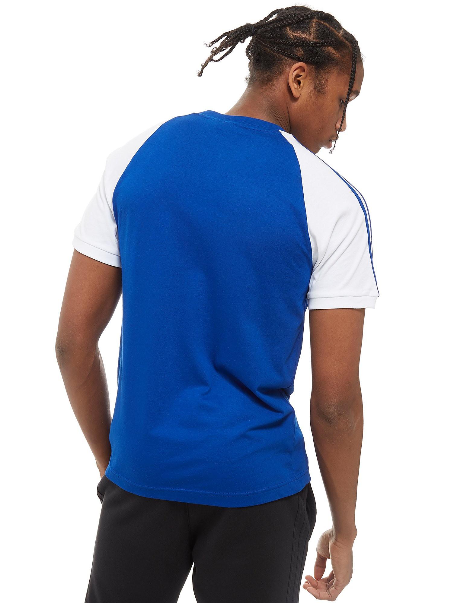 adidas Originals California Raglan T-Shirt Heren