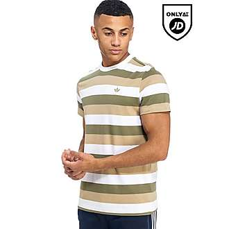 adidas Originals Trefoil Stripe T-Shirt