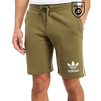 adidas Originals Trefoil 3-Stripe Shorts