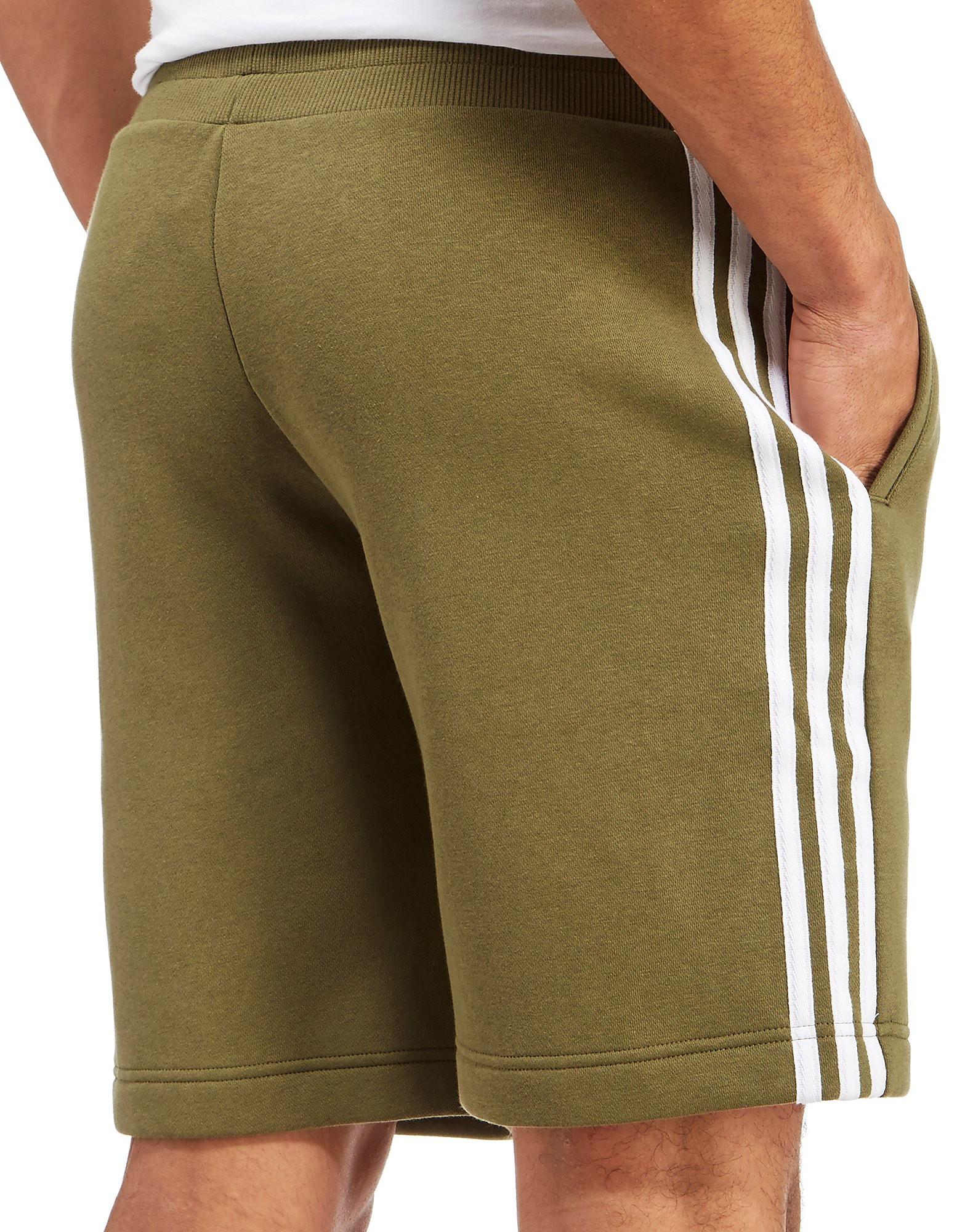 adidas Originals Trefoil 3-Stripe Shorts