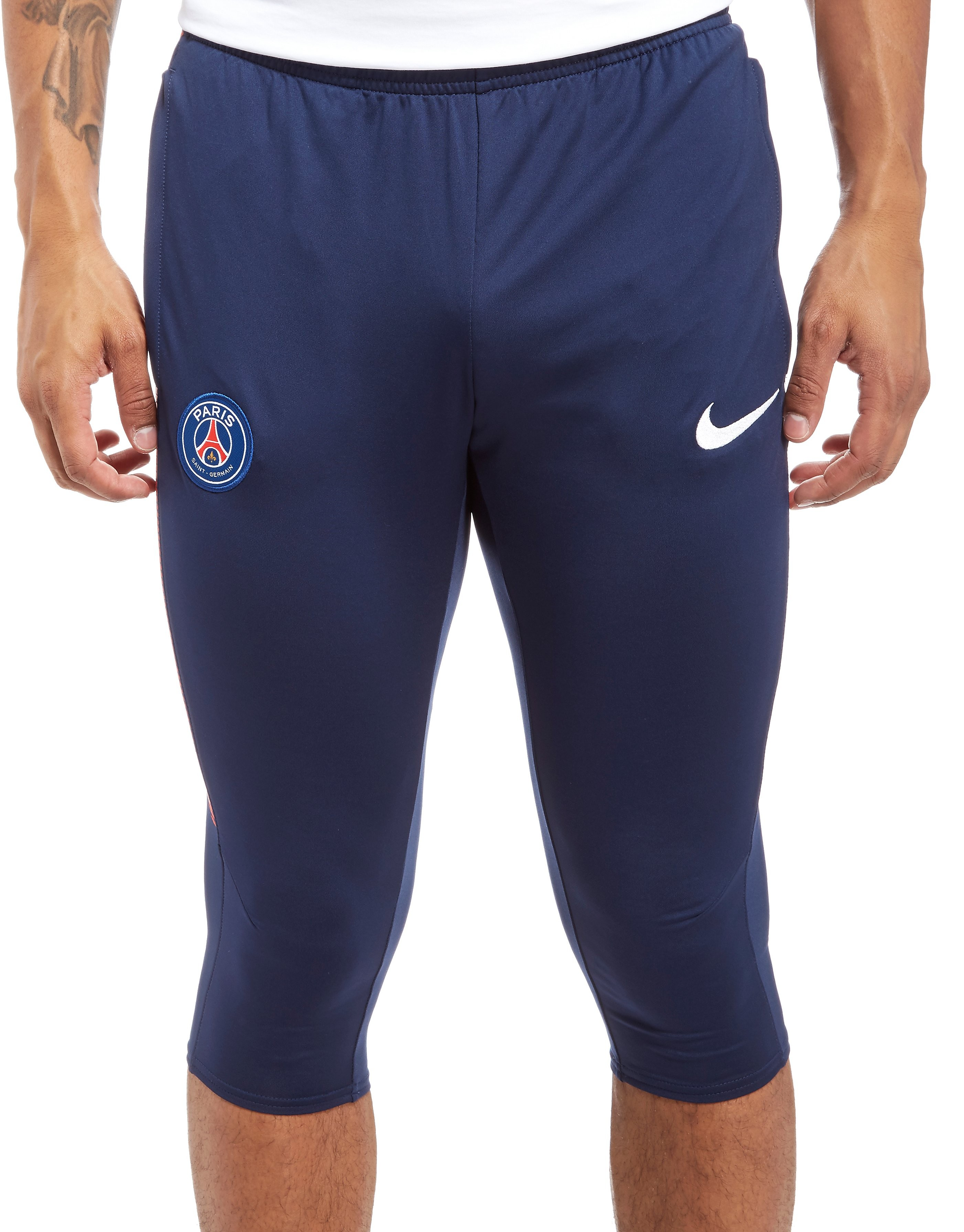 Nike pantalón pirata Paris Saint-Germain 2017/18 Squad 3/4