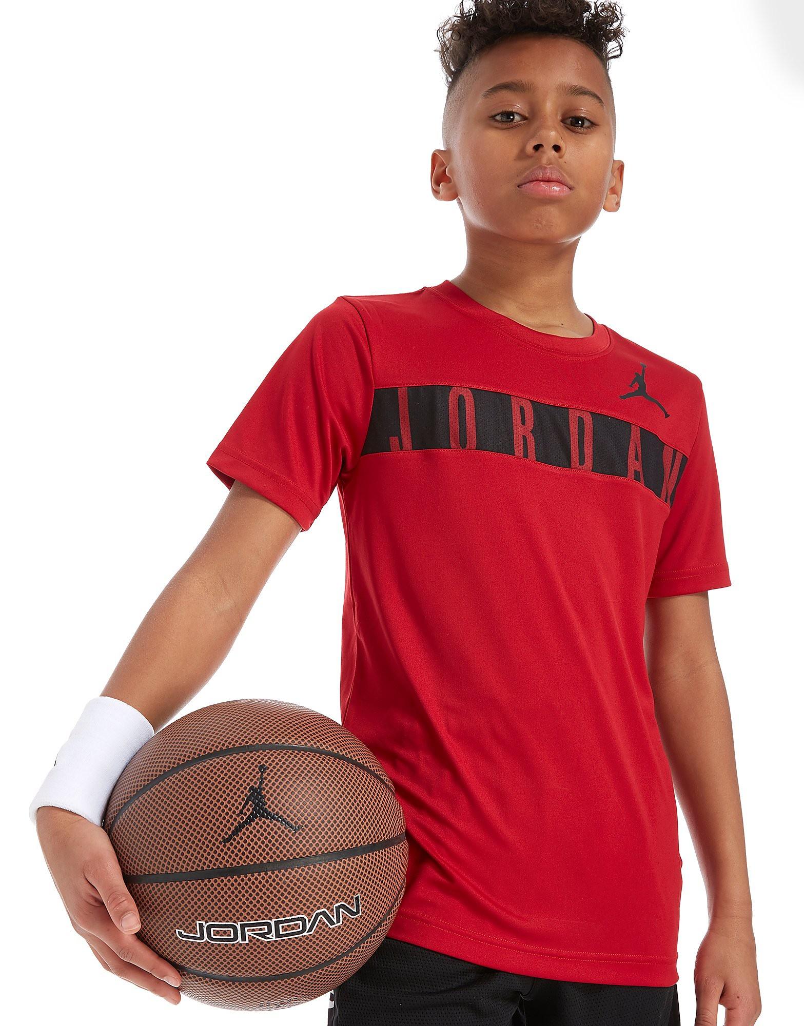 Jordan camiseta MJ júnior