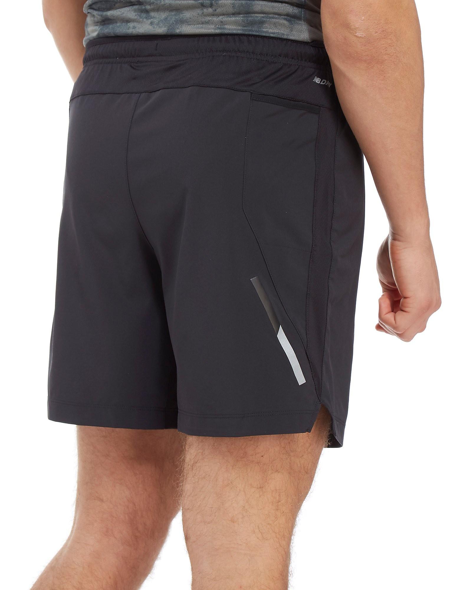 """New Balance Impact Shorts 7"""""""