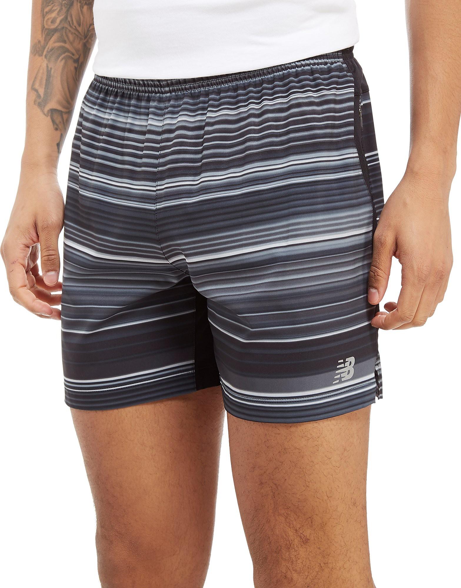 Impact Print Shorts