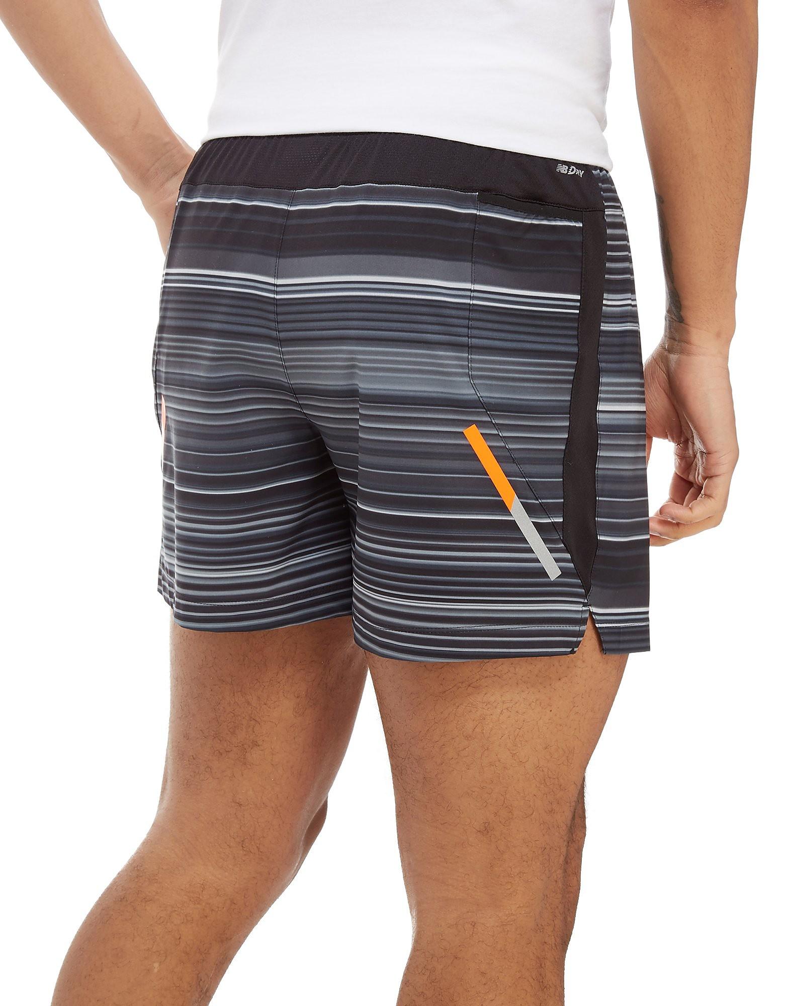 New Balance Impact Print Shorts