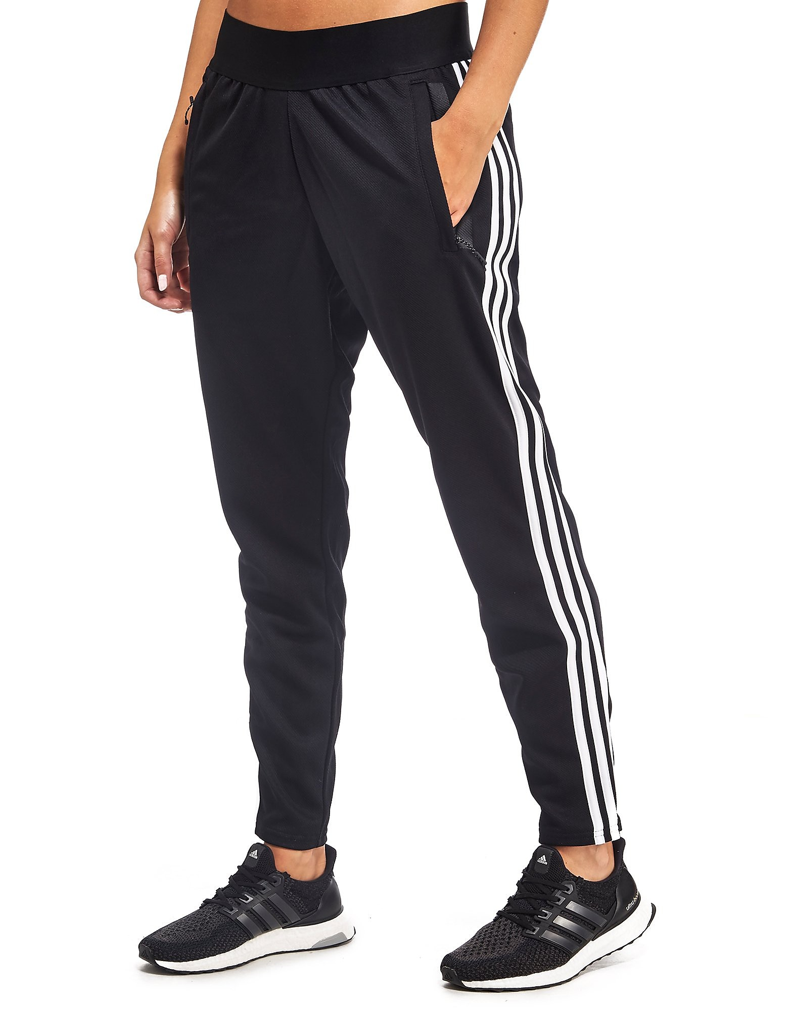 adidas Originals Three Stripe Tapered Track Pants