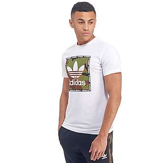 adidas Originals Camo Box T-Shirt