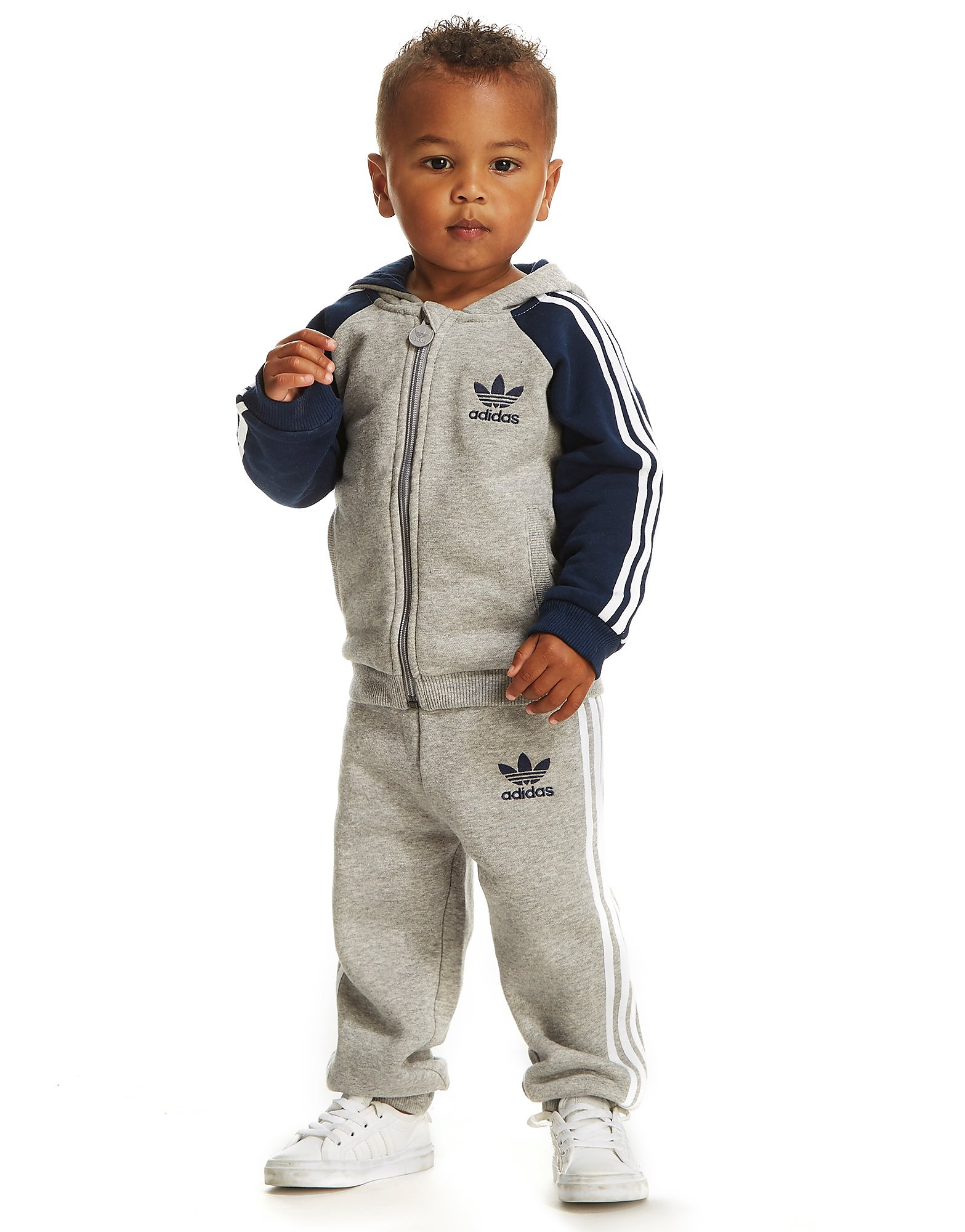 adidas Originals Hooded-pak voor baby's