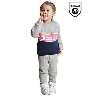 adidas Originals Girls Crew Suit