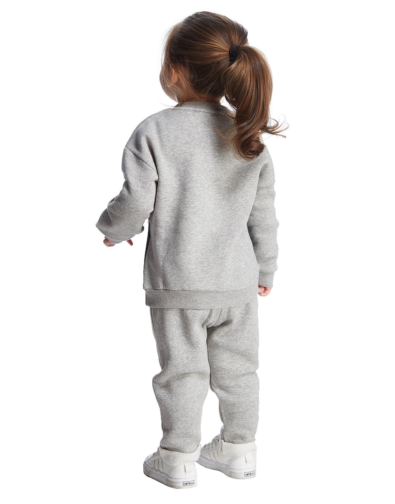 adidas Originals Girls Crew Suit Infant