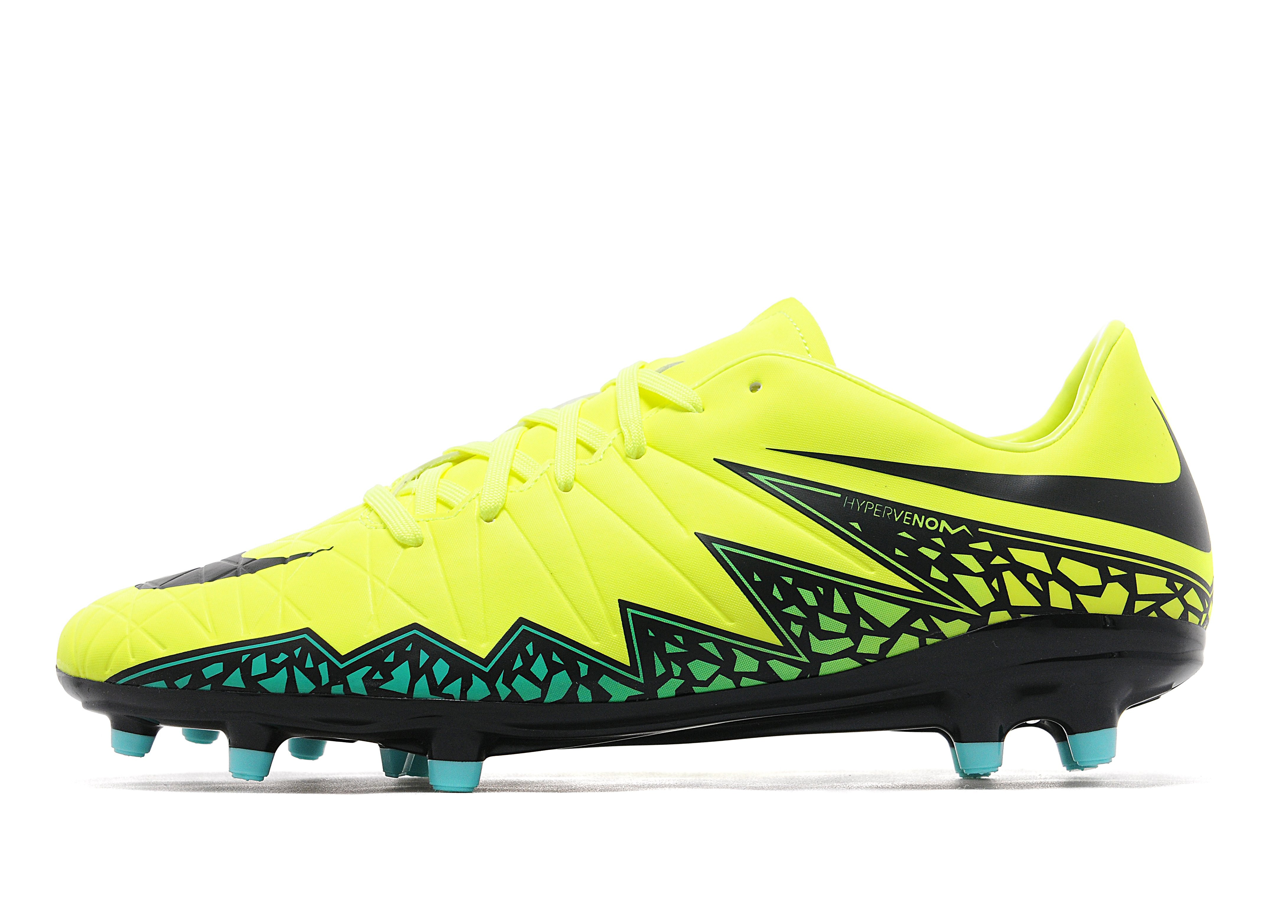 Nike Spark Brilliance Hypervenom Phelon II Firm Ground