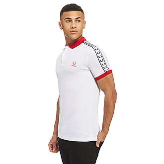 Fred Perry England Tape Polo Shirt