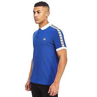 Fred Perry Italia Tape Polo Shirt