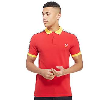 Fred Perry Spain Tape Polo Shirt