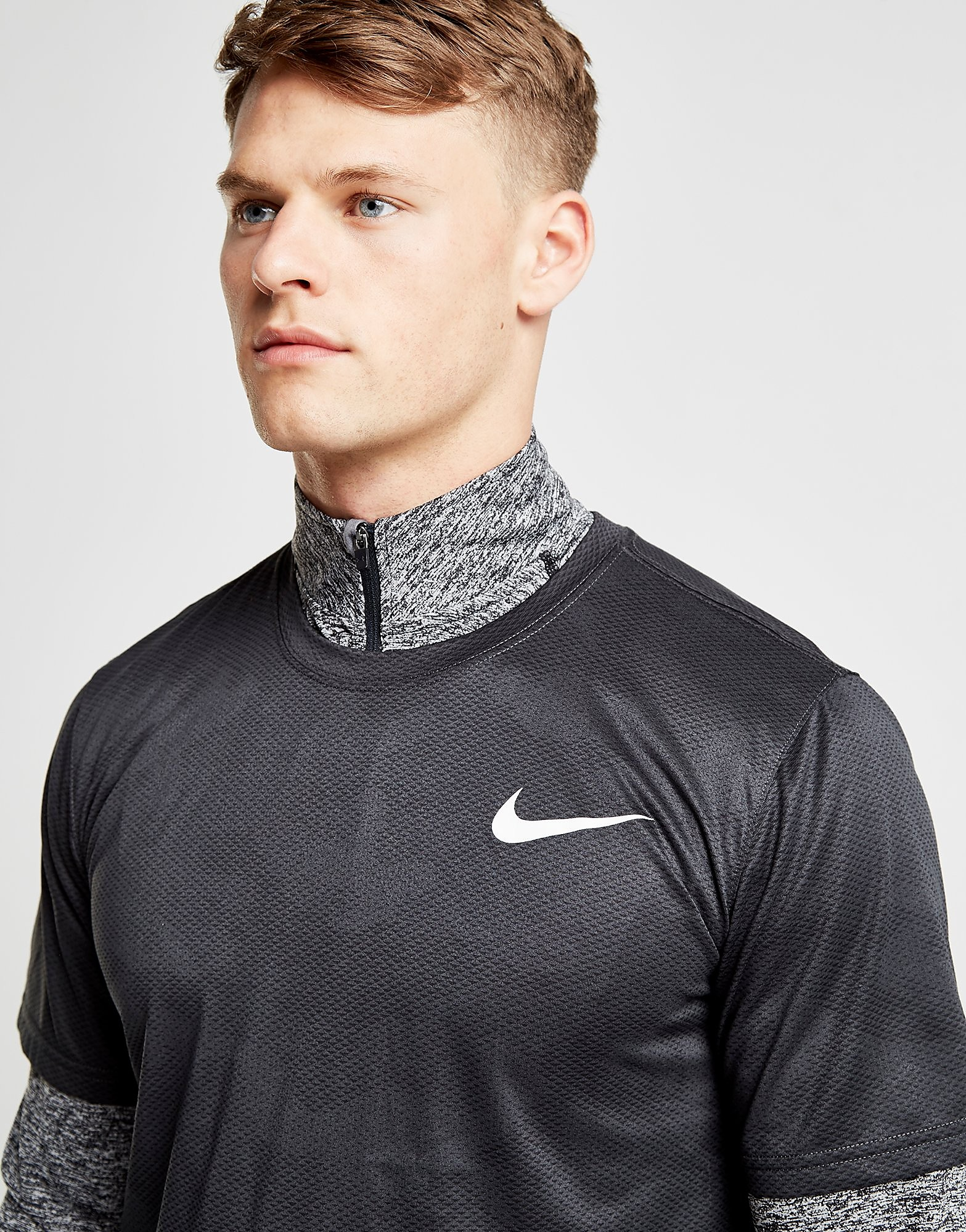 Nike Dri-FIT Camo All Over Print T-Shirt
