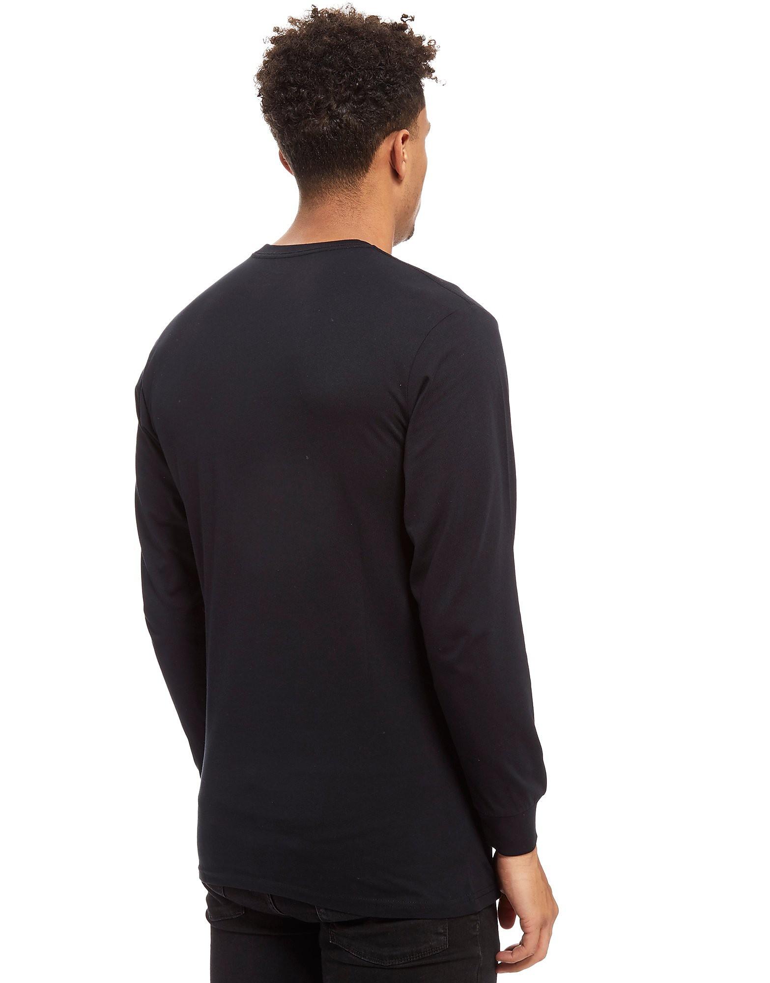 Vans Schachspiel Langarm T-Shirt