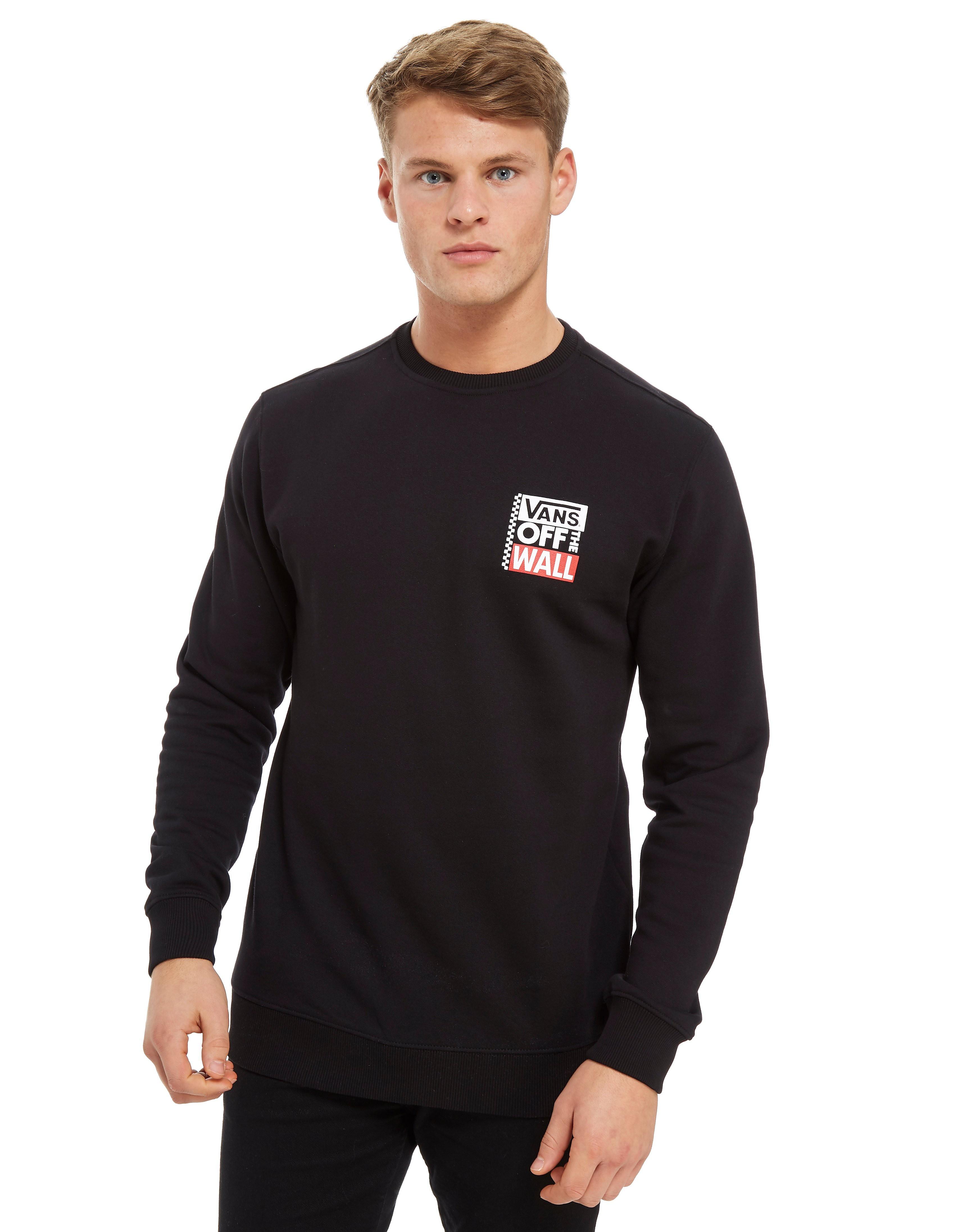 Vans Back Logo Sweatshirt