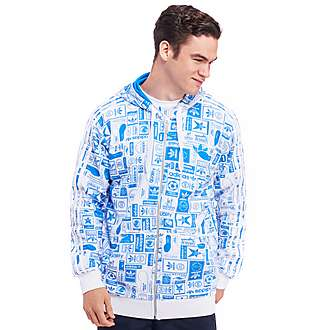 adidas Originals Badge All Over Print Hoody